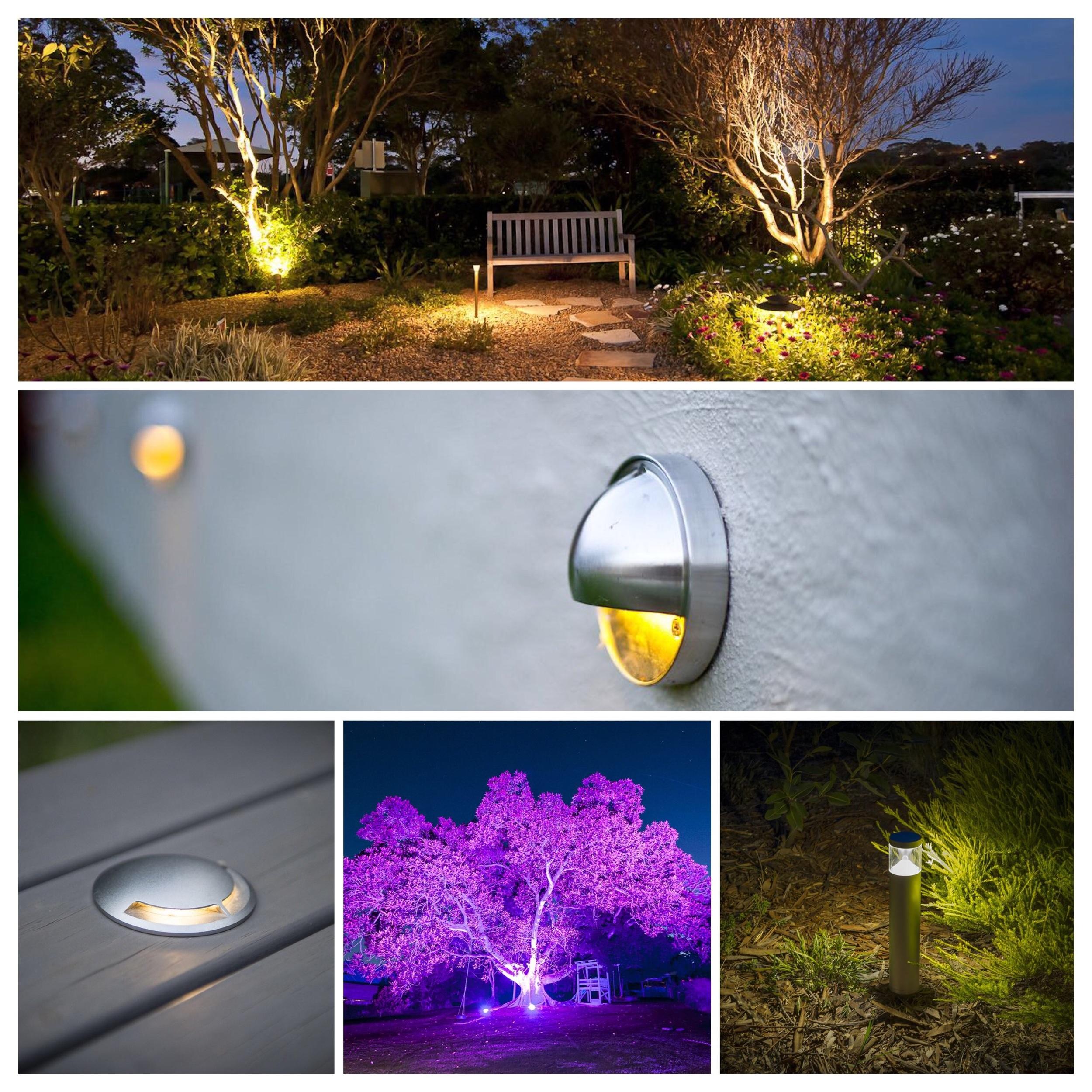Aqualux Garden Lighting
