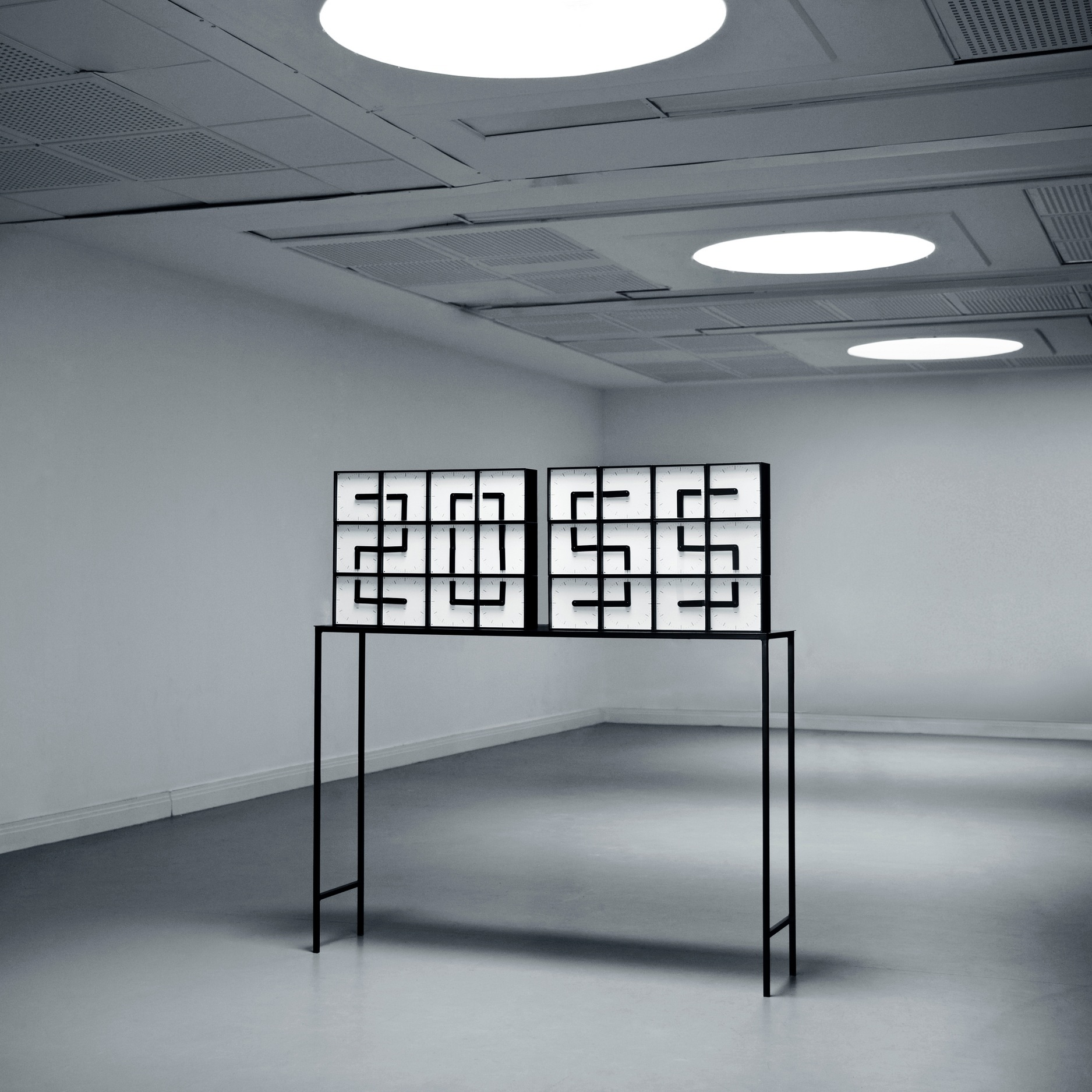 The Clock Clock, 2008-2010