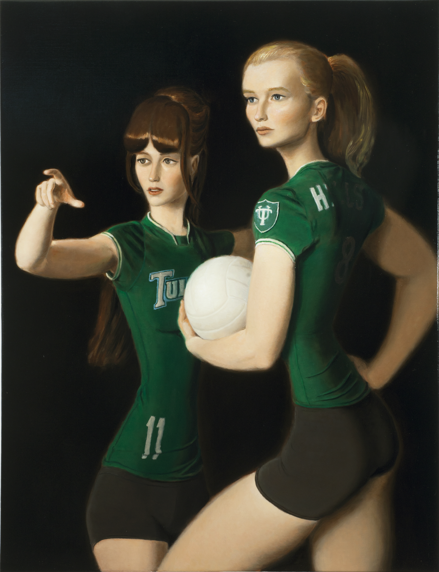Volleyballers VI (Tulane)