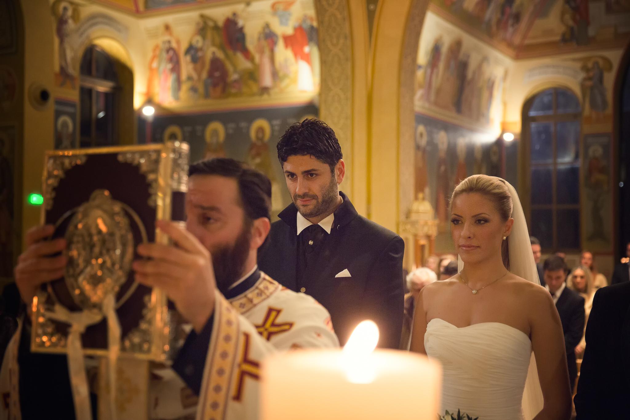 ...candlelit mass..