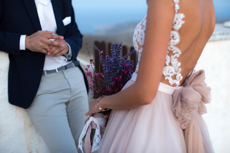 φολεγανδρος γαμος φωτογραφος