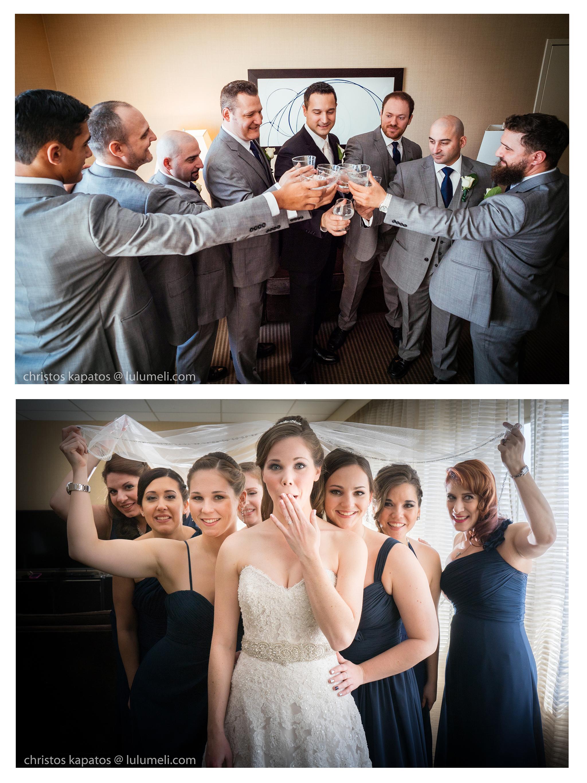 γαμος φωτο