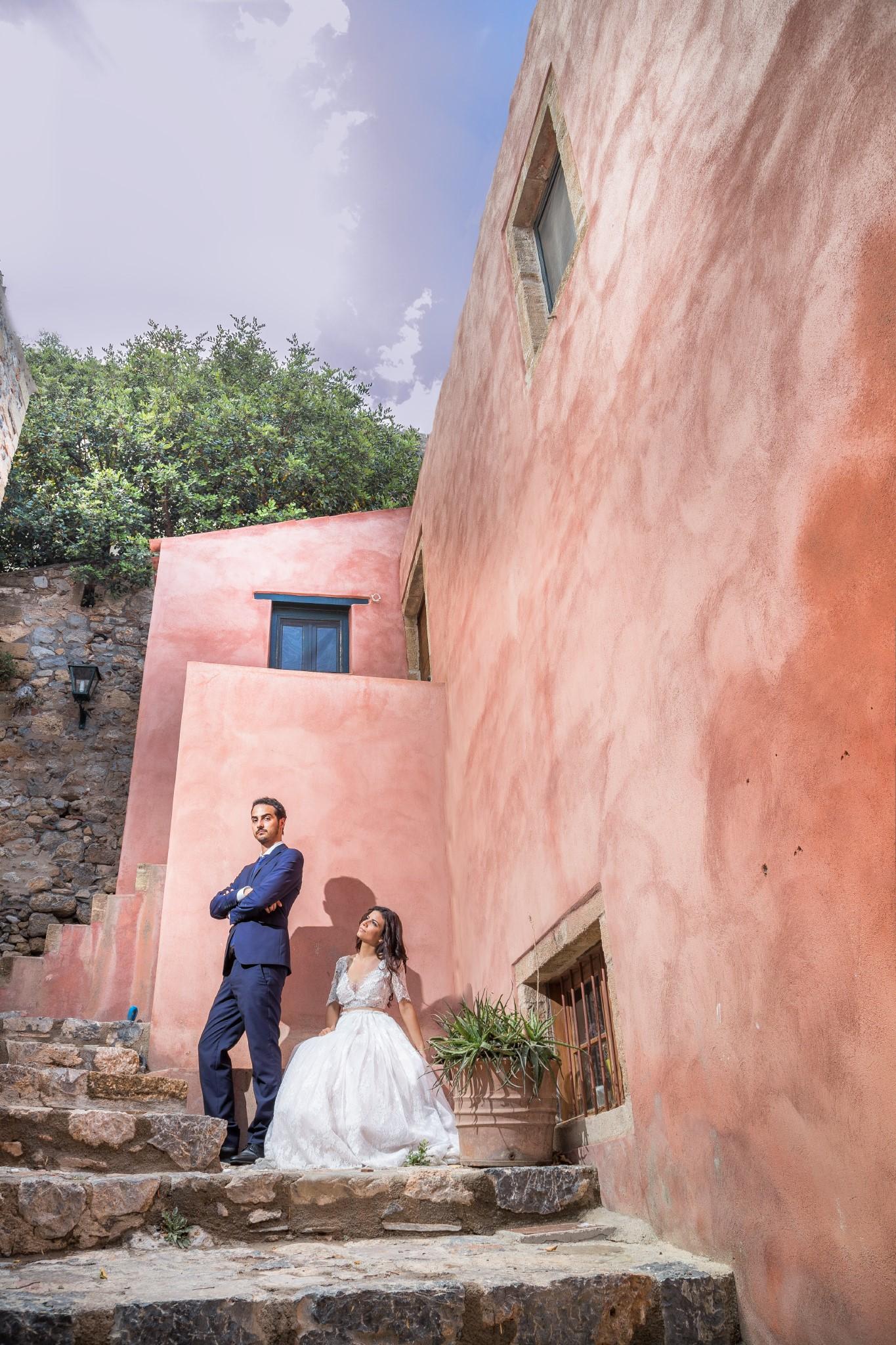 MONEMVASIA destination wedding