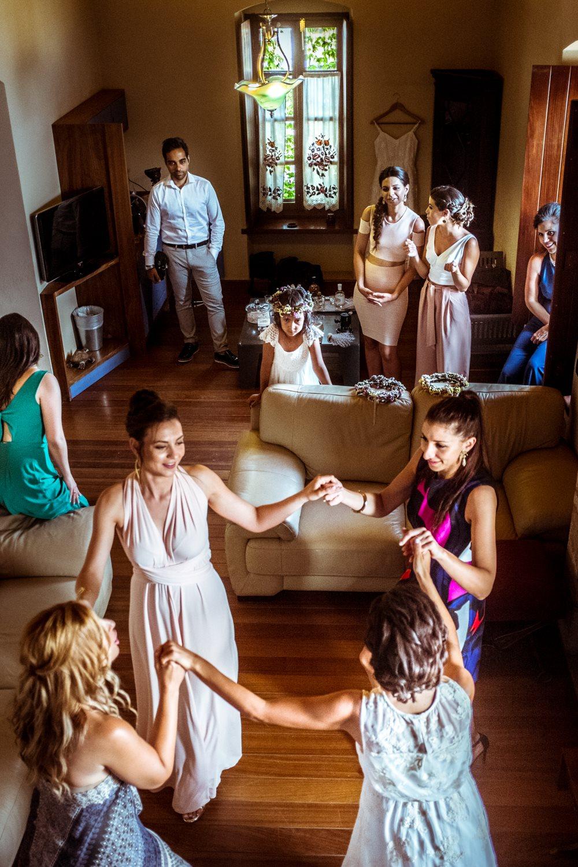 προετοιμασια νυφη