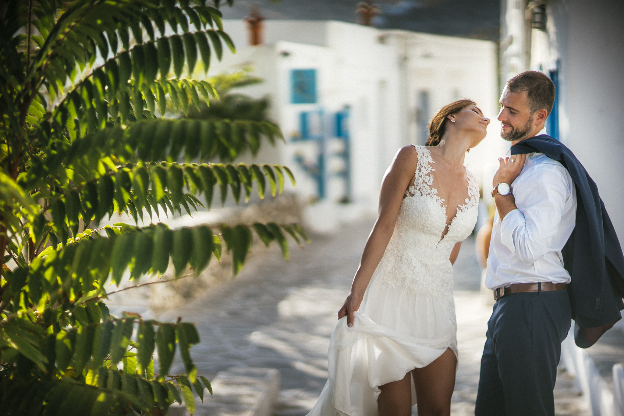 Sifnos wedding video