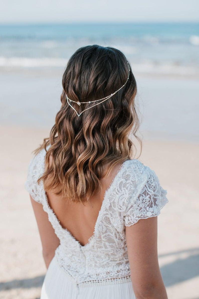 Δώστε έμφαση στα μαλλιά σας με αυτο το κόσμημα απο €140  Aya Jewellery