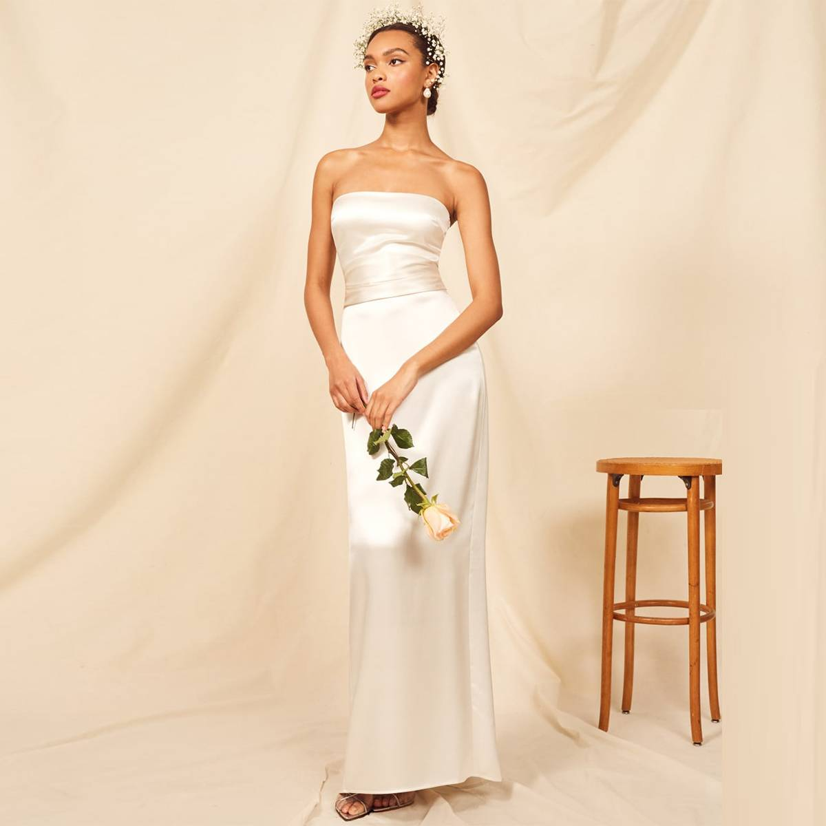 REFORMATION Giotto BRIDAL Dress €‌605