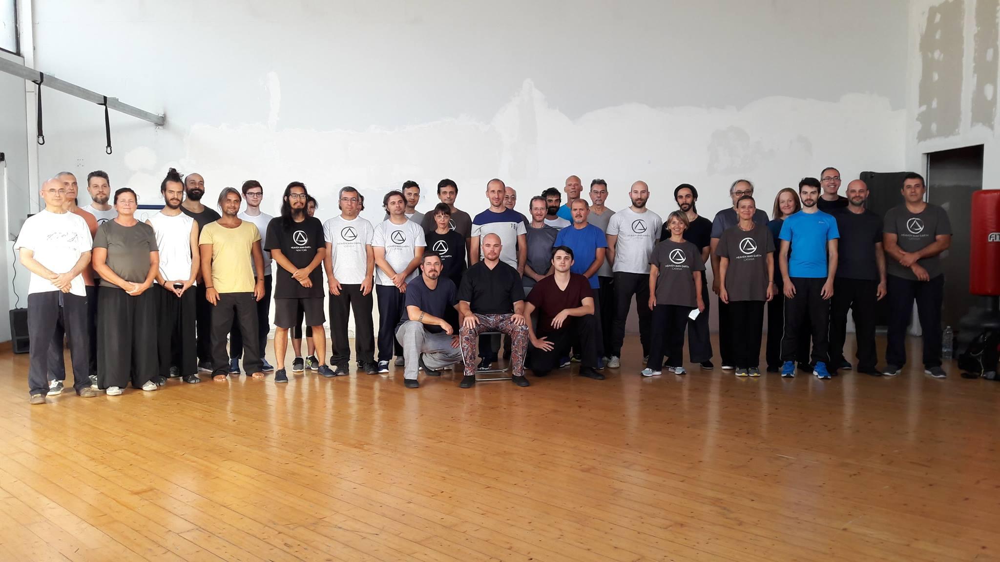 HME Catania workshop