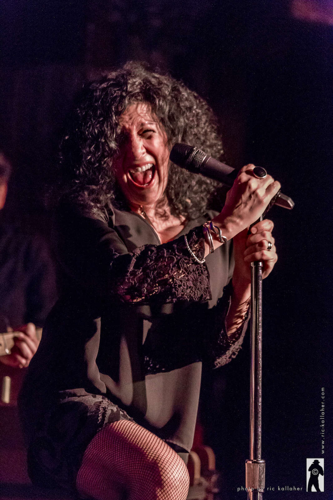 Martee LeBow rocks the house at The Cutting Room in New York City