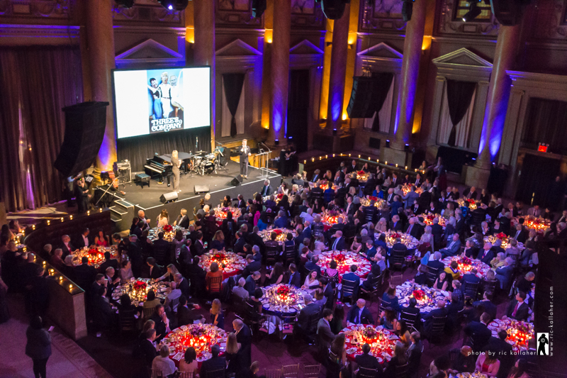 "A ""Make It Special"" Event: the 40th Anniversary Symphony Space Gala at Capital"
