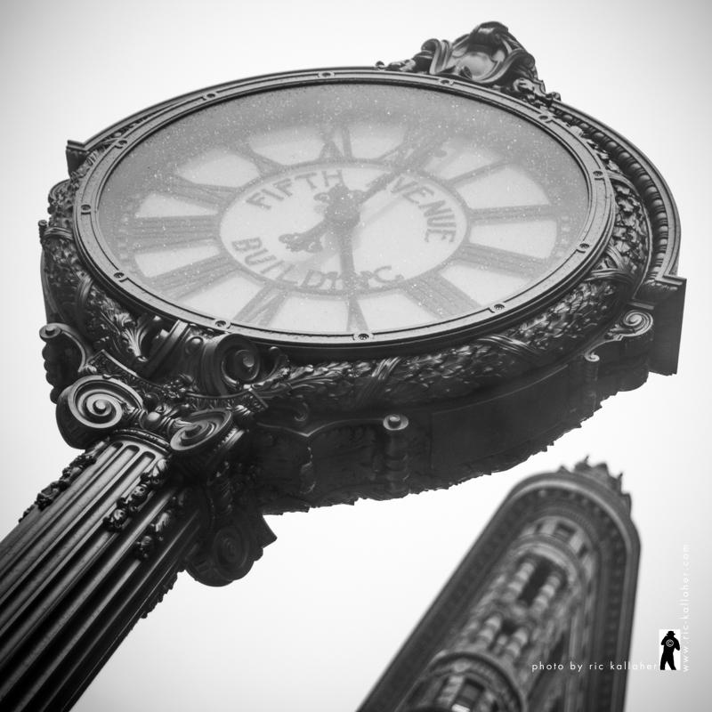 Flatiron and Time