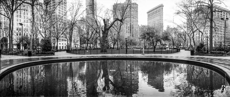 Madison Square Panorama