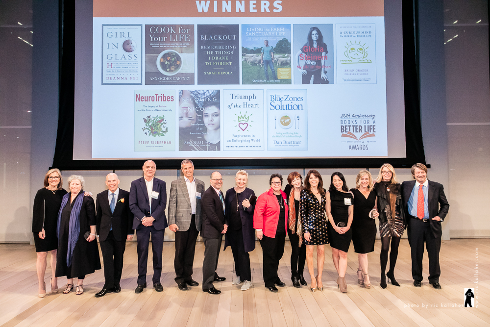 Books for a Better Life Awards Ceremony