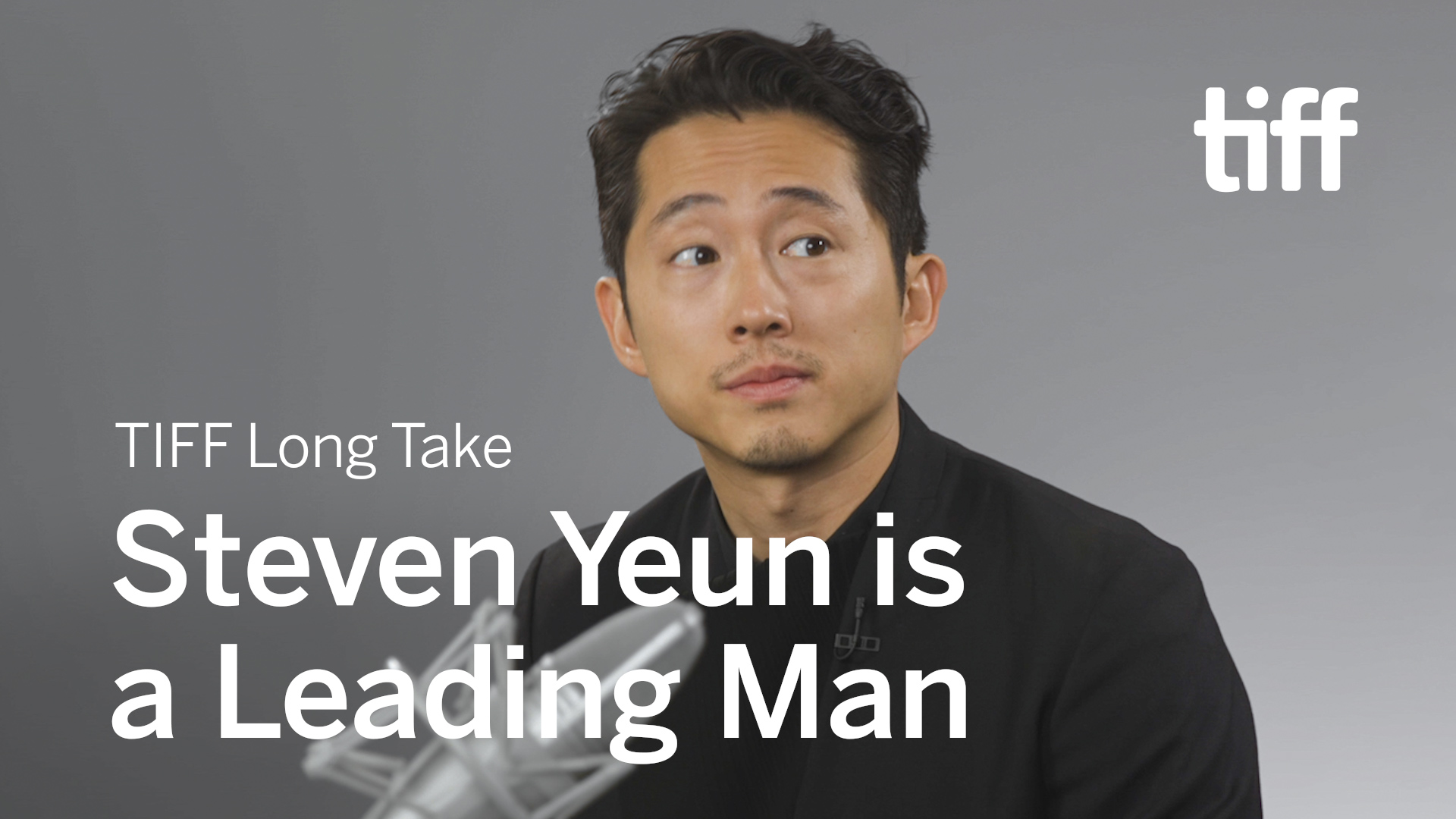 Steven Yeun : From 'The Walking Dead' to Burning' | TIFF 2018