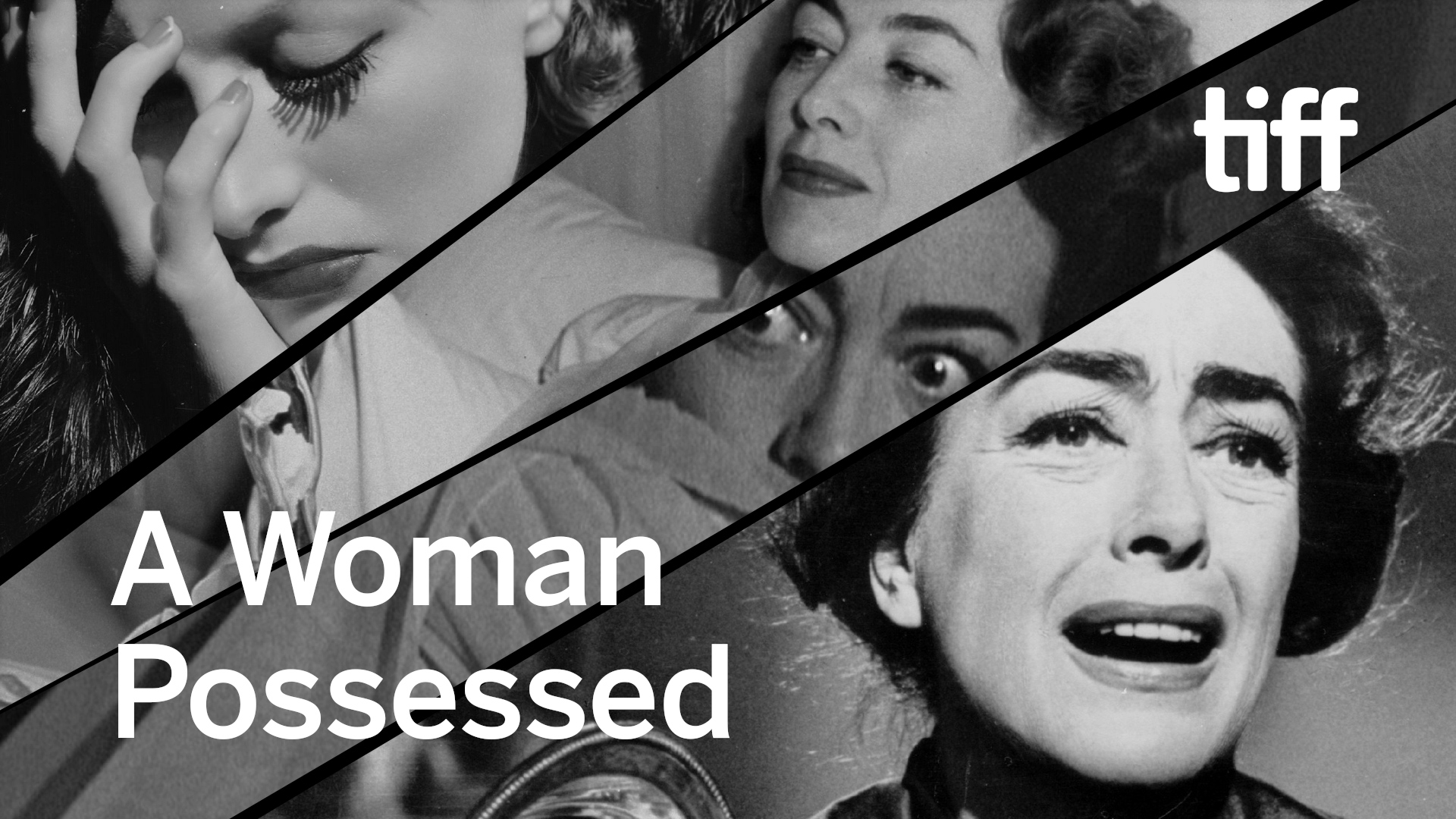 Joan Crawford: A Woman Possessed | Alicia Malone | TIFF 2018