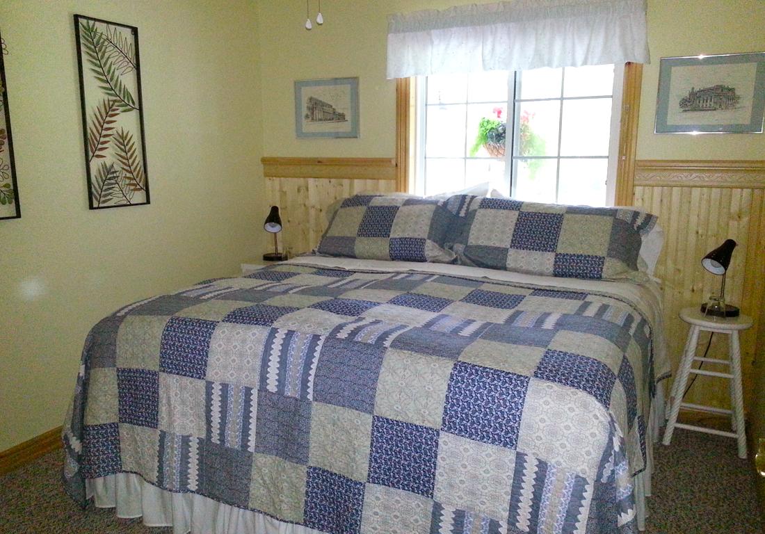 Garden Room (King Bed)