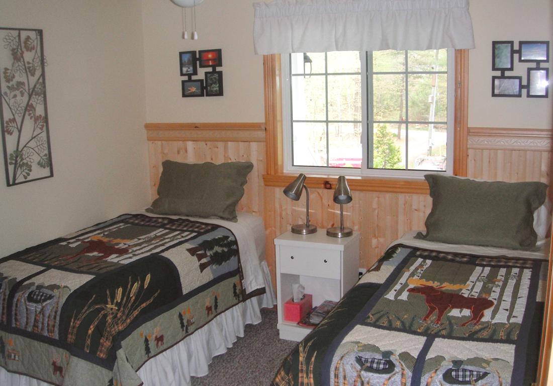 Garden Room (2 Twin Beds)