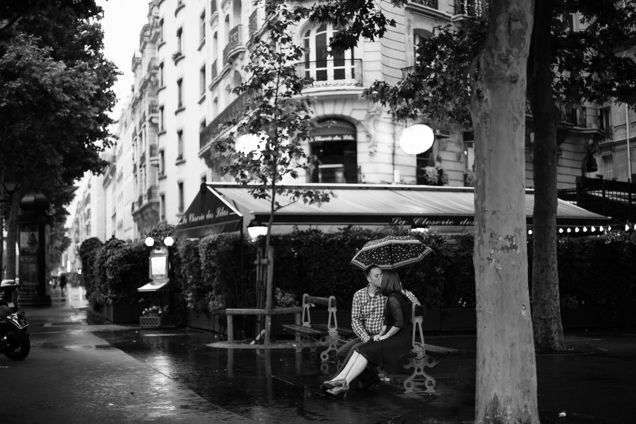 Paris, France Engagement Photographer I Latin Quarter Eiffel Tower Photo Shoot I Katie Donnelly Photography_025.jpg