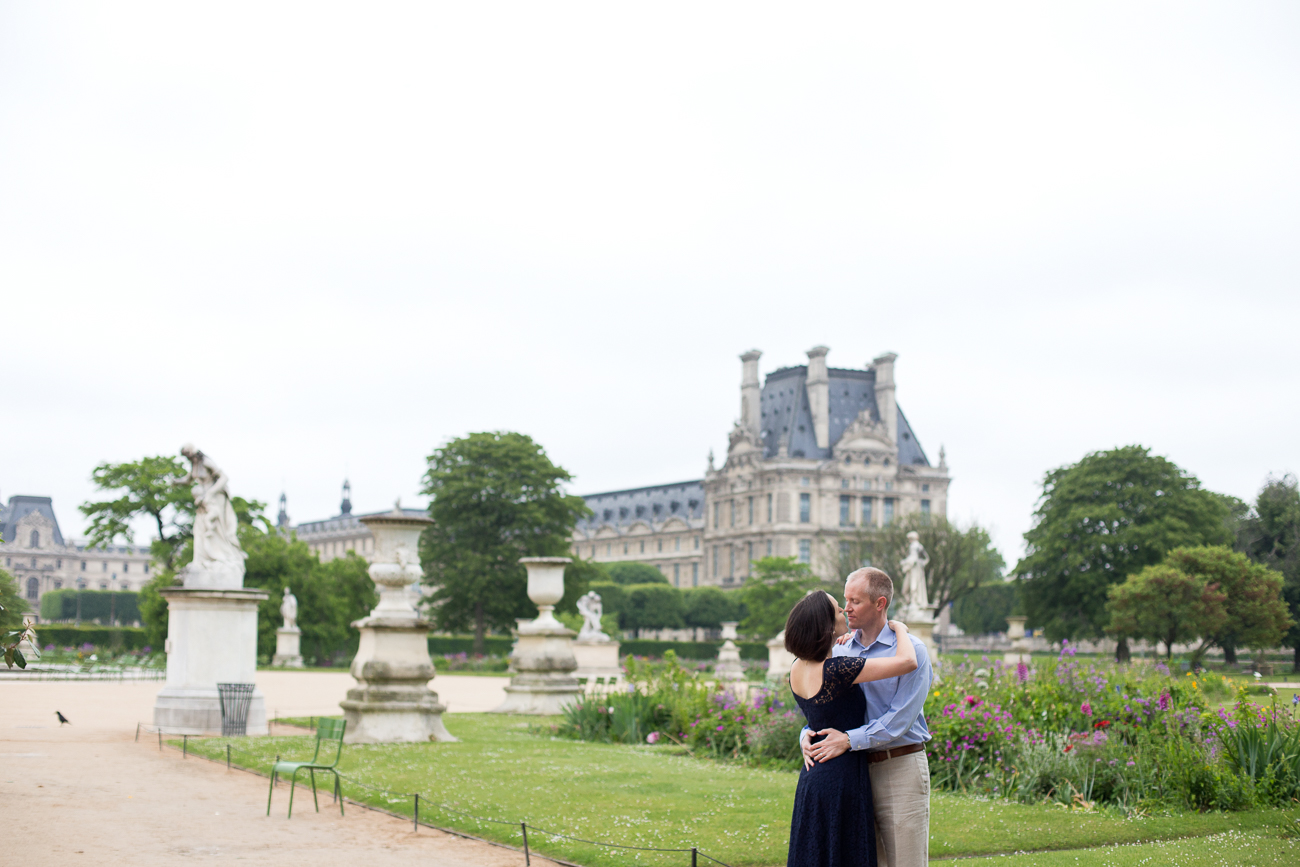 Paris, France Couples Photographer I Anniversary Eiffel Tower Photo Shoot I Katie Donnelly Photography_023.jpg