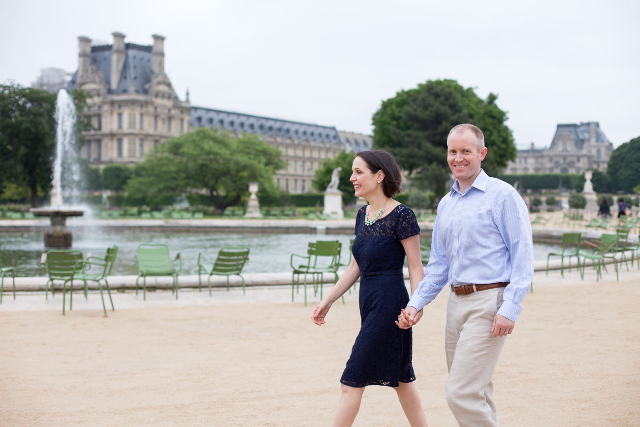 Paris, France Couples Photographer I Anniversary Eiffel Tower Photo Shoot I Katie Donnelly Photography_025.jpg