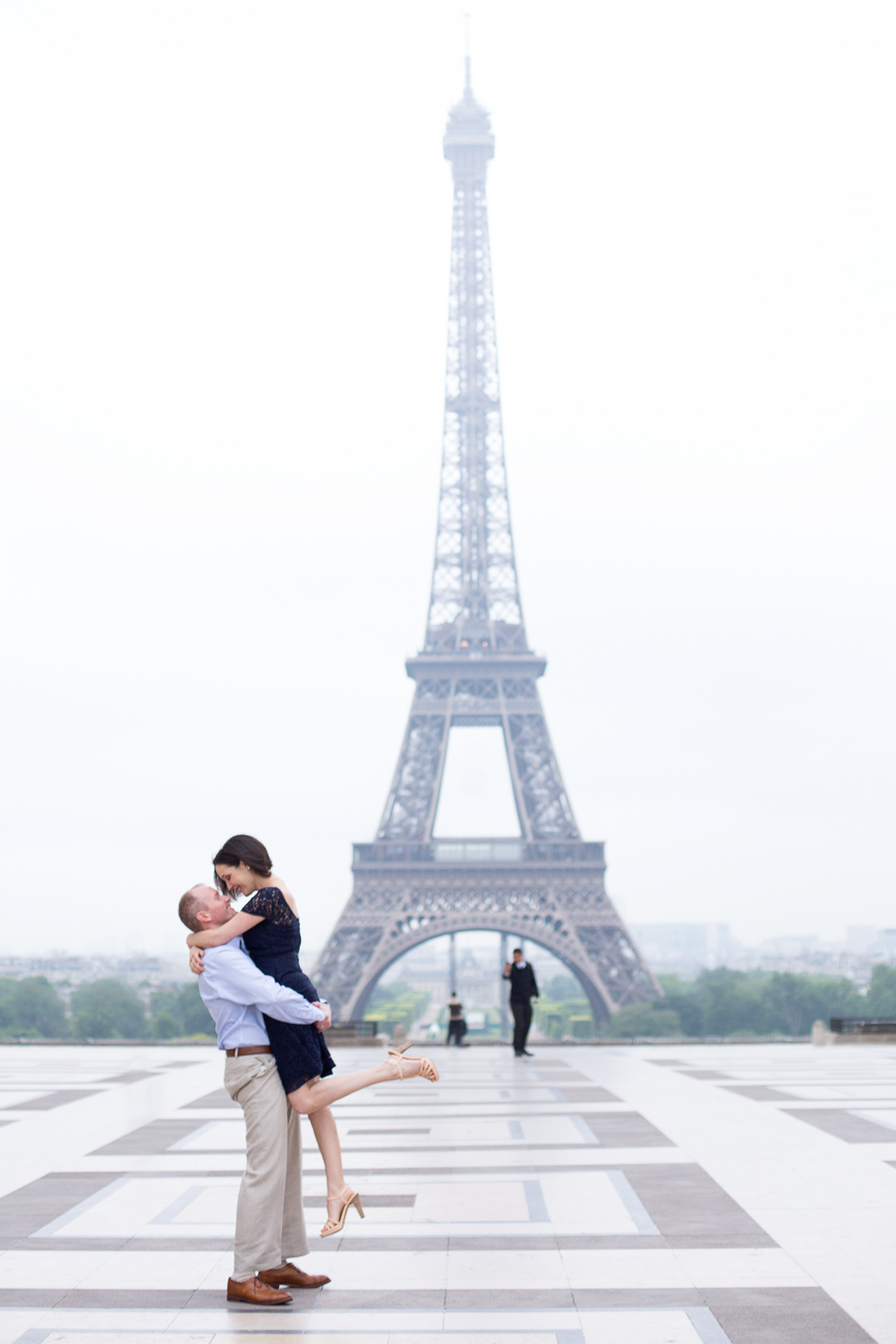 Paris, France Couples Photographer I Anniversary Eiffel Tower Photo Shoot I Katie Donnelly Photography_003.jpg