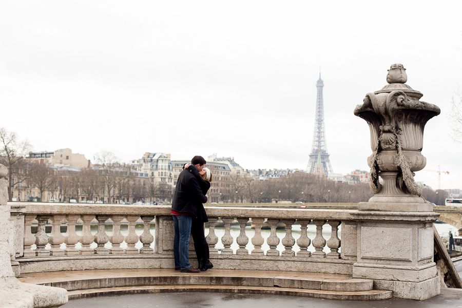 Paris France Eiffel Tower Proposal Pont Alexandre 3 Photographer_004.jpg