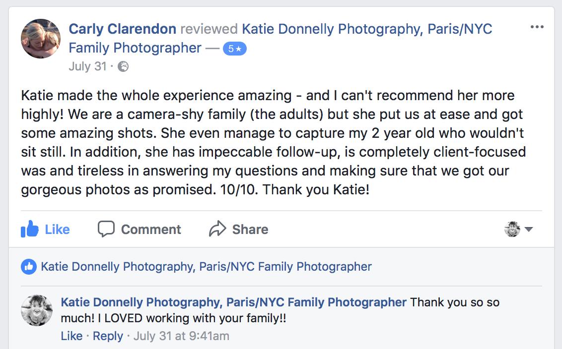 Paris Family Photographer Katie Donnelly