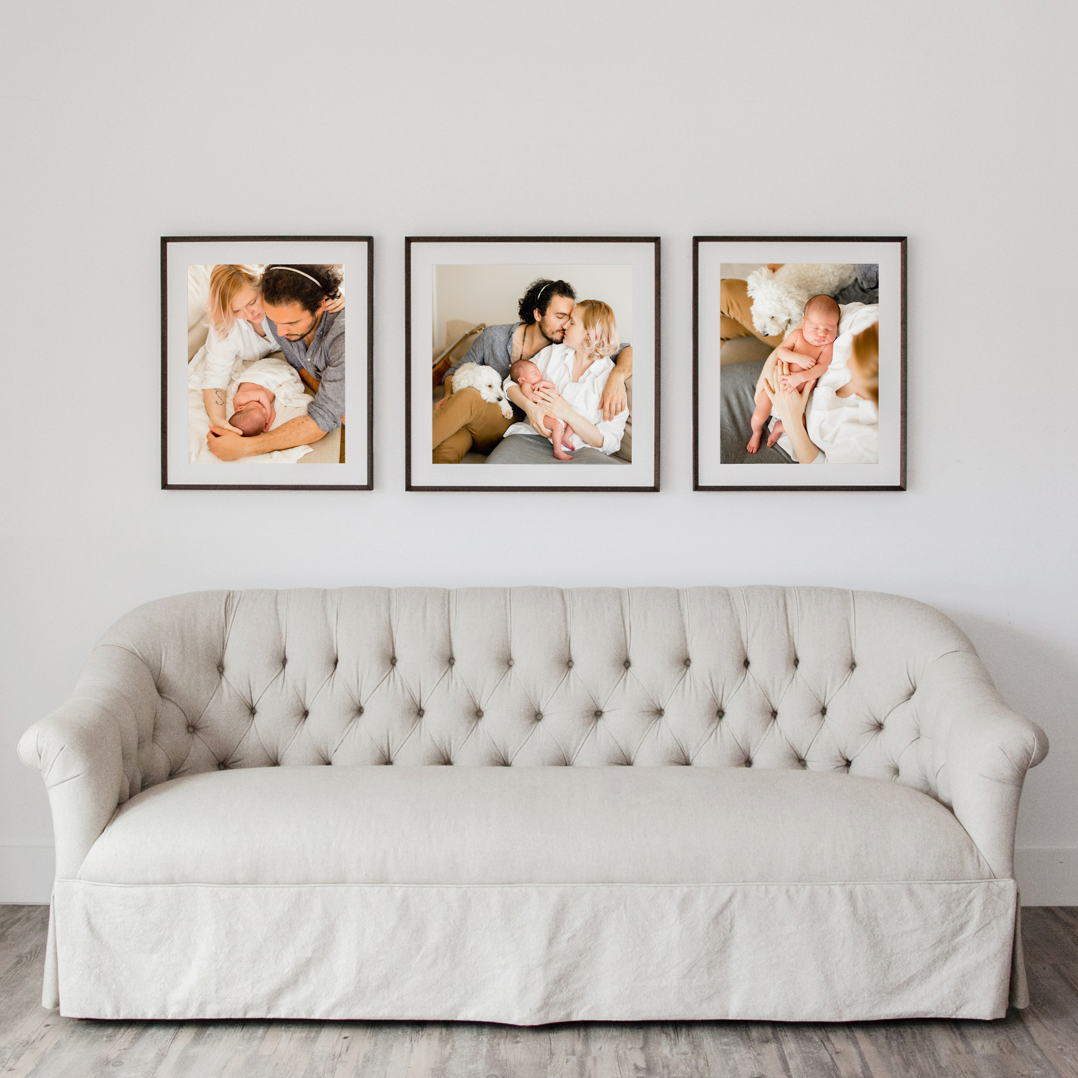 Our Artisan Collection: - 2, 20x24in portraits + 1, 24x24in portraitFramed or in Gallery Canvas2250e (Total value 3750e)***Includes surprise 1500e BONUS if ordered during your viewing)***