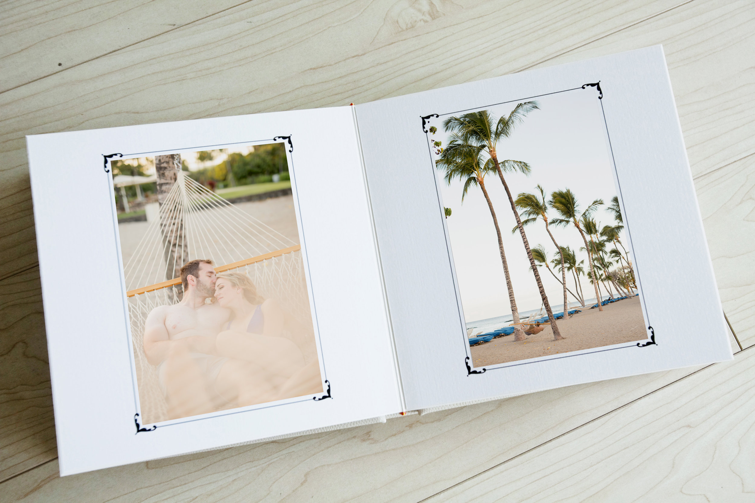 This is our Legacy album, a stunning 10x10in bespoke album - The ultimate family heirloom!