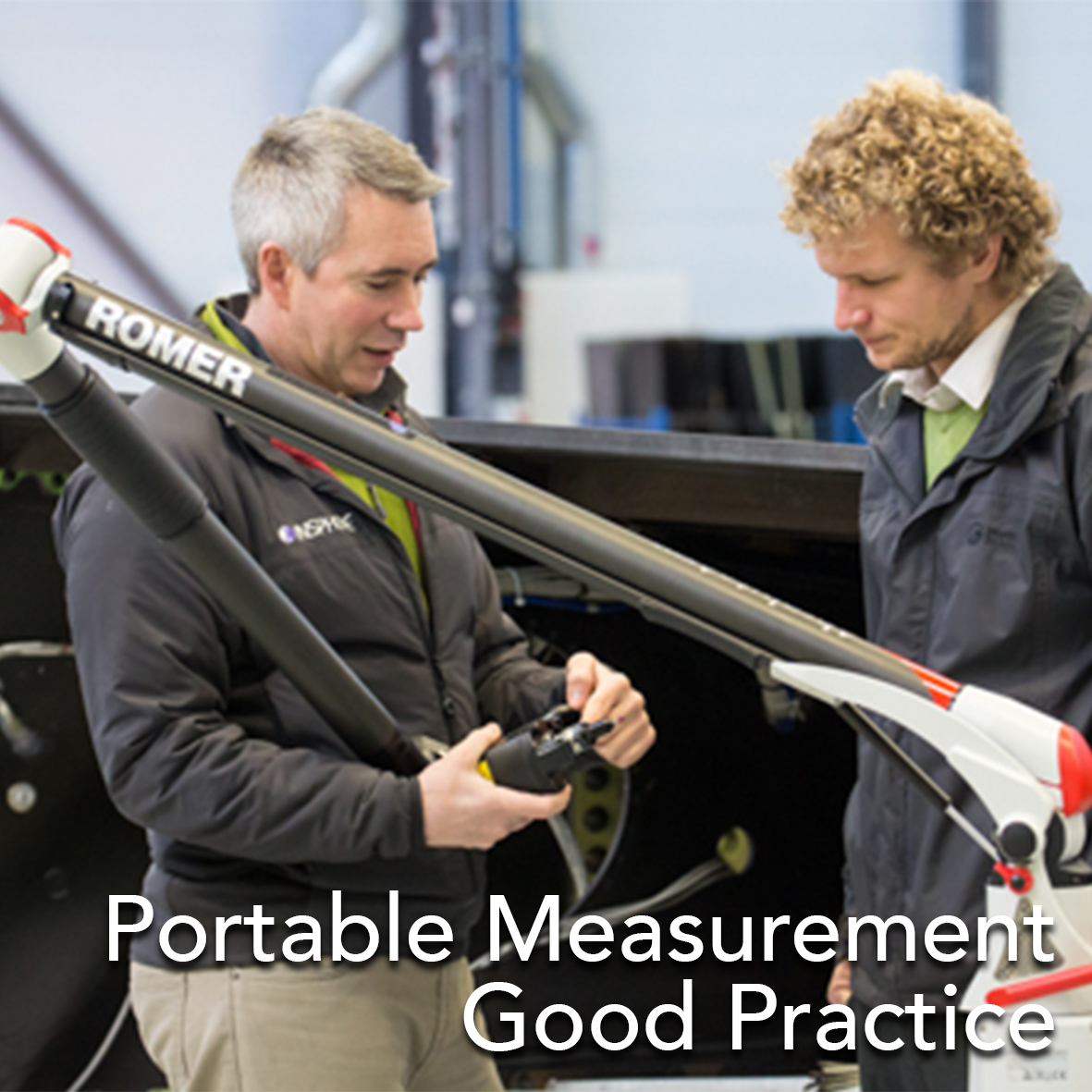 Portable Measurement Good Practice   Measurement data from Laser Trackers and Portable Arms can be signific antly influenced by the operator and how they approach the measurement task. This training helps implement good practice for portable metrology.   Contact Us For More Information