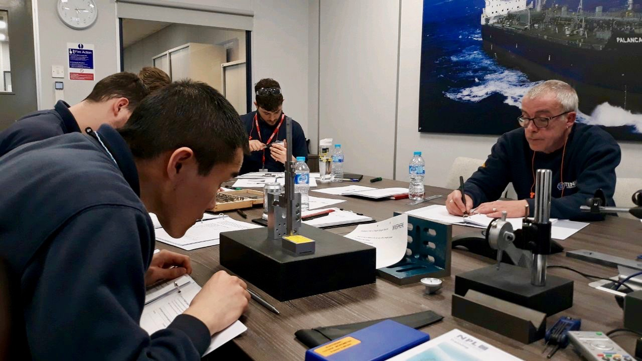 INSPHERE have a team of formally accredited NPL trainers delivering Dimensional Measurement User (Level 1) and Applier (Level 2) training. These courses provide the perfect foundation in measurement principles.
