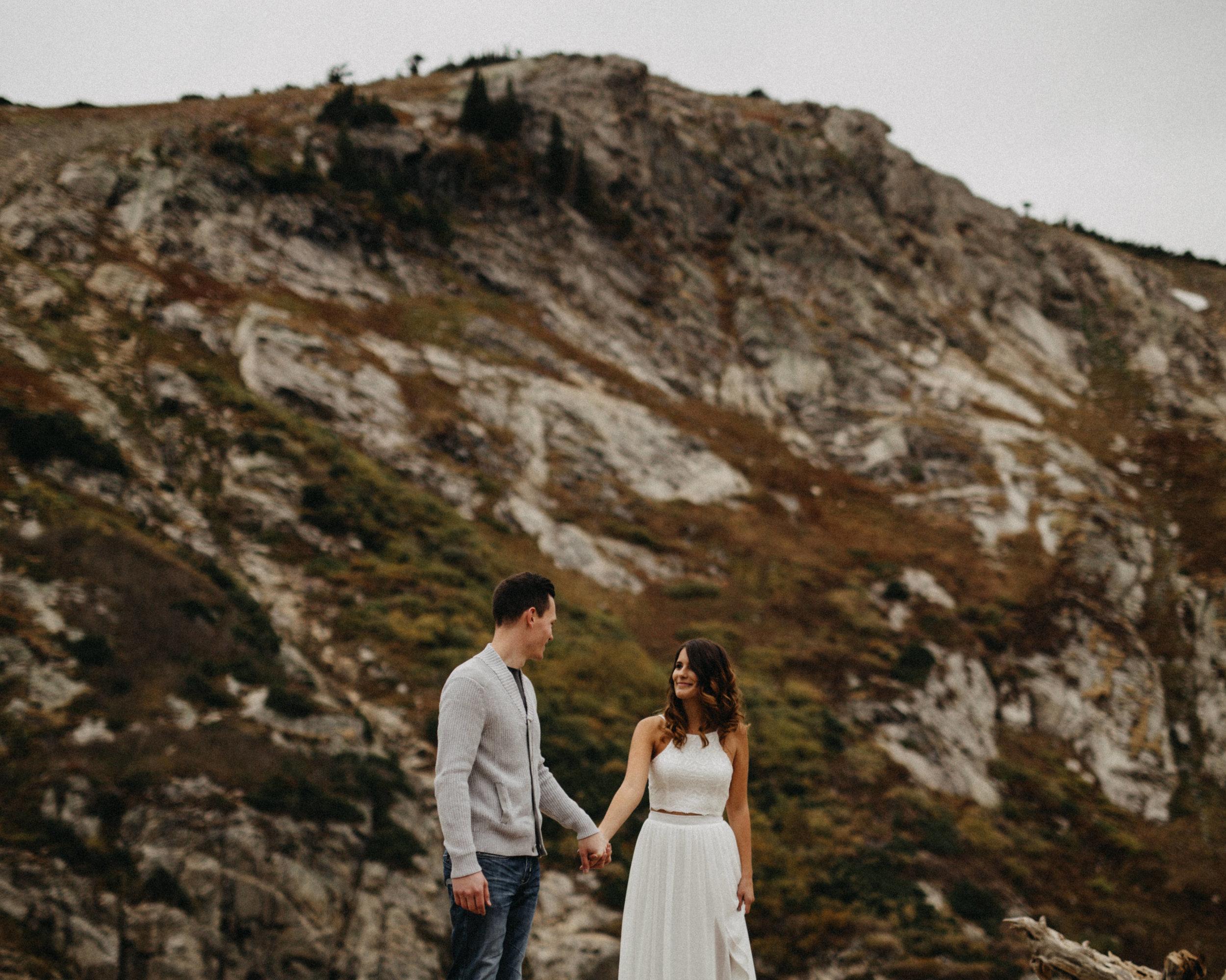 Destination wedding photographers in Colorado, Rocky Mountains