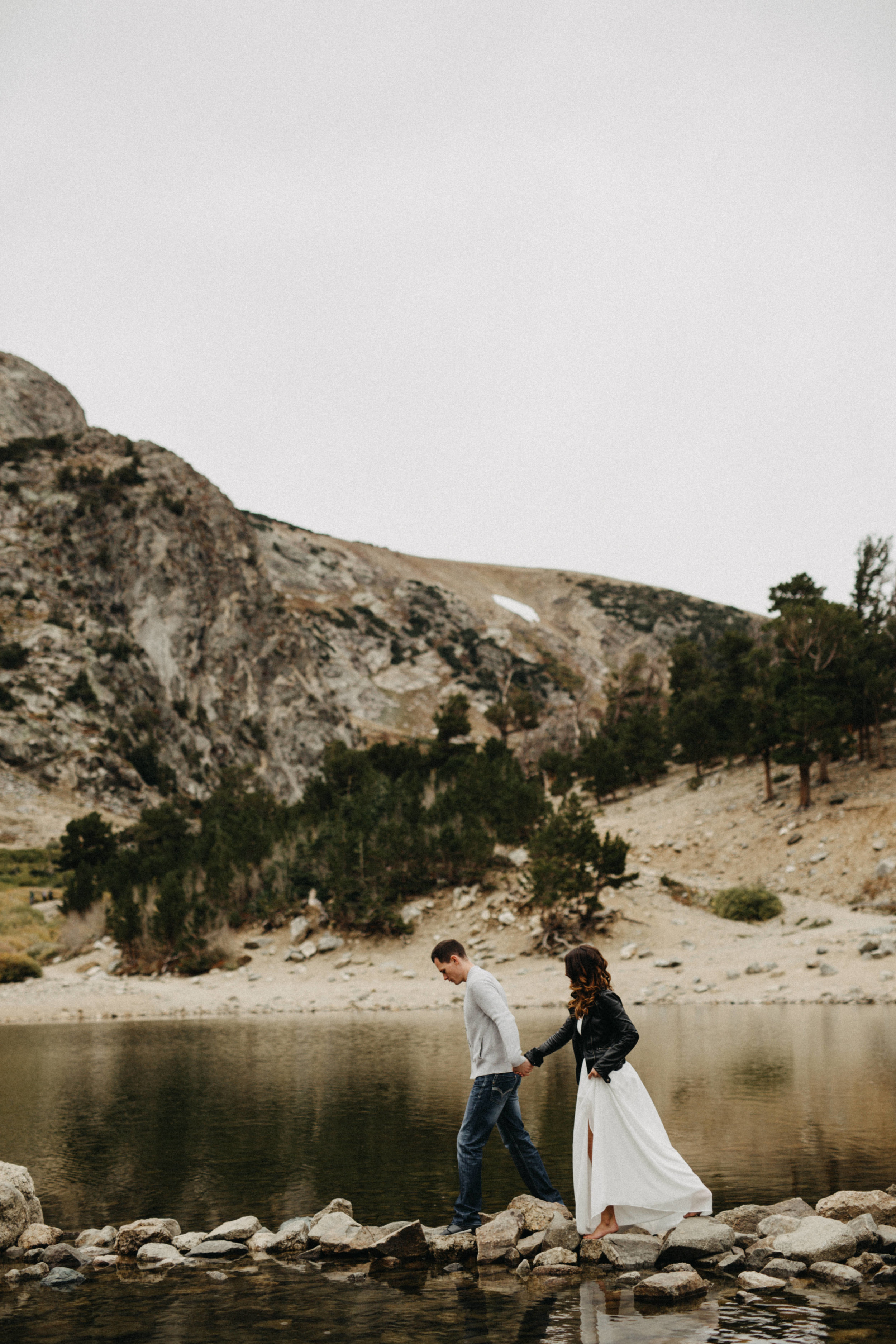 Saint Mary's Glacier, Colorado elopement photographer