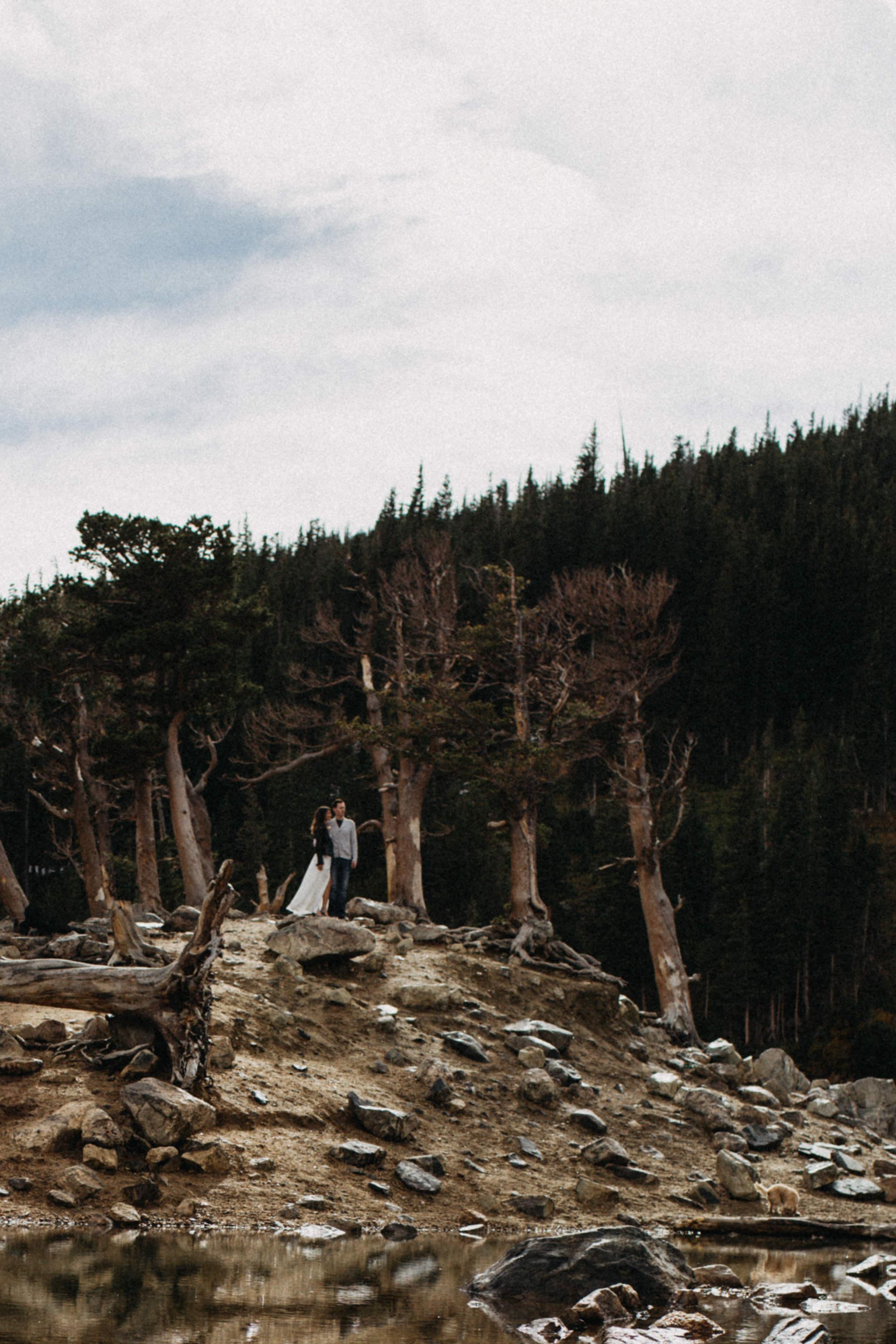 Destination Elopement Photography in Denver, Colorado