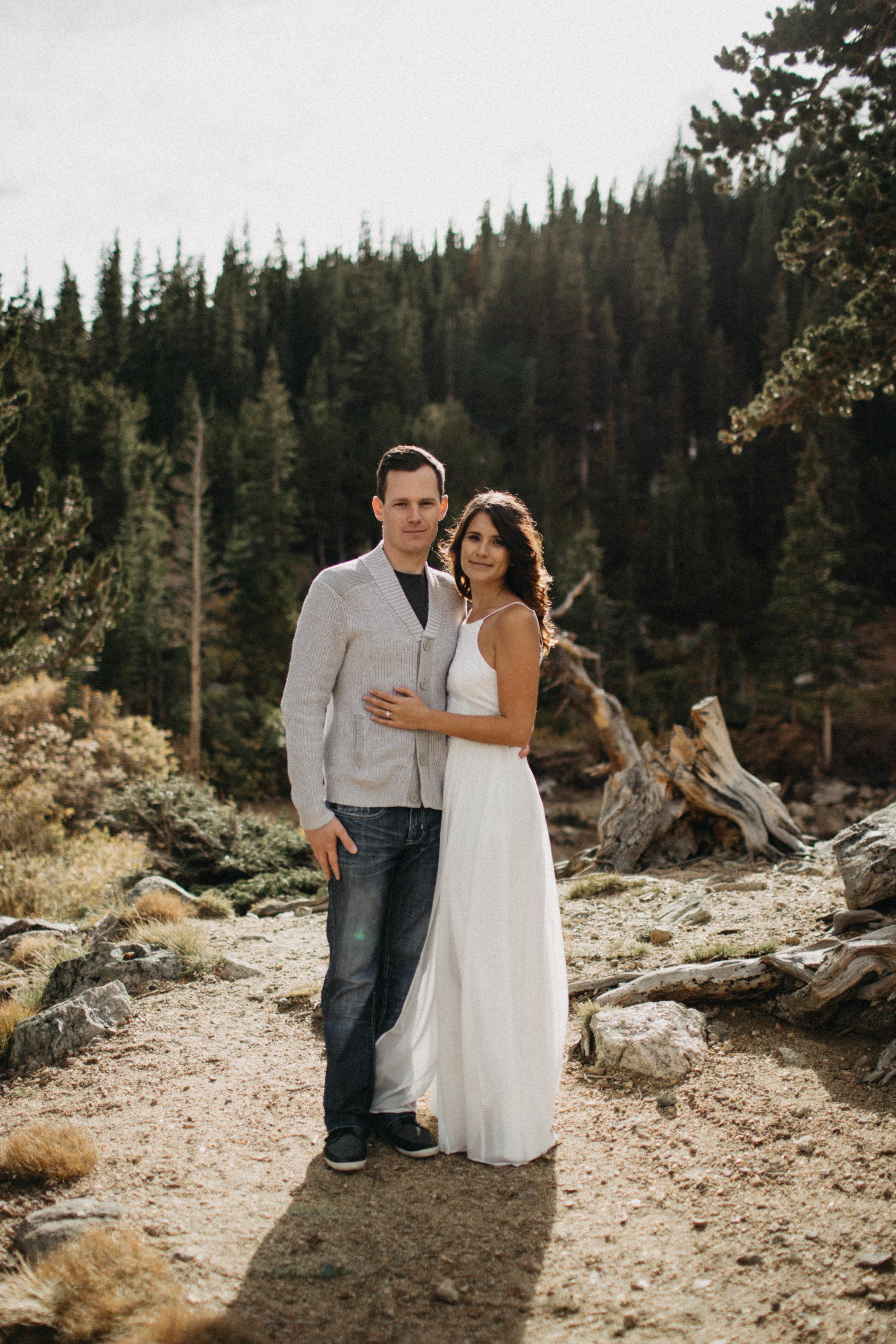 Rocky Mountain Destination Wedding Photographer in Denver, Colorado