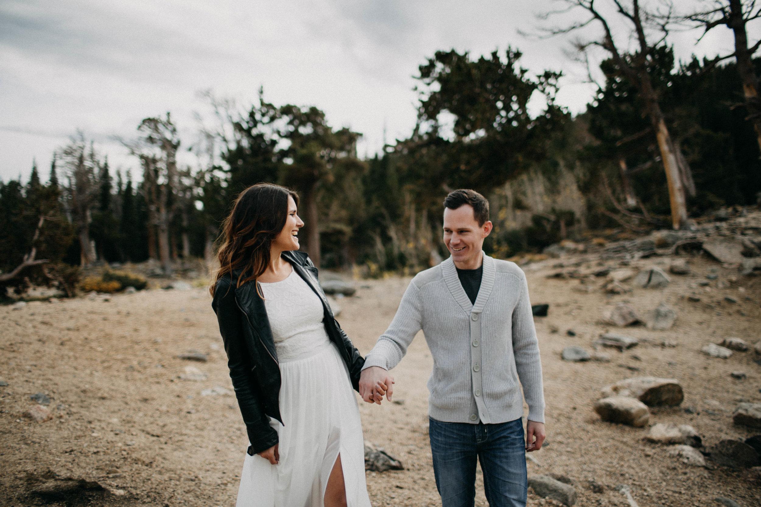 Rocky Mountain, Denver, Colorado Engagement Photographer