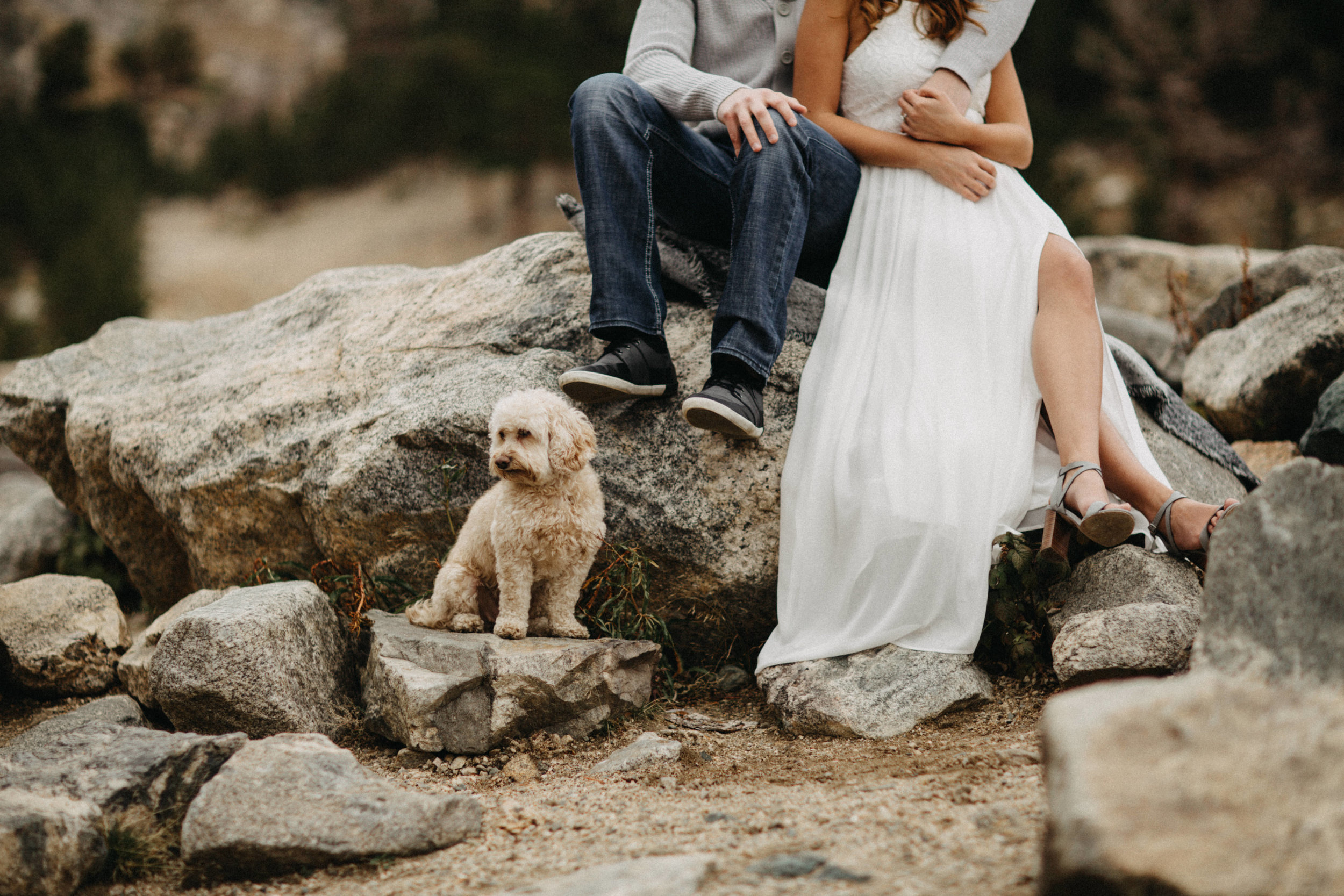 Adventure Engagement Photographer in Rocky Mountains, Colorado