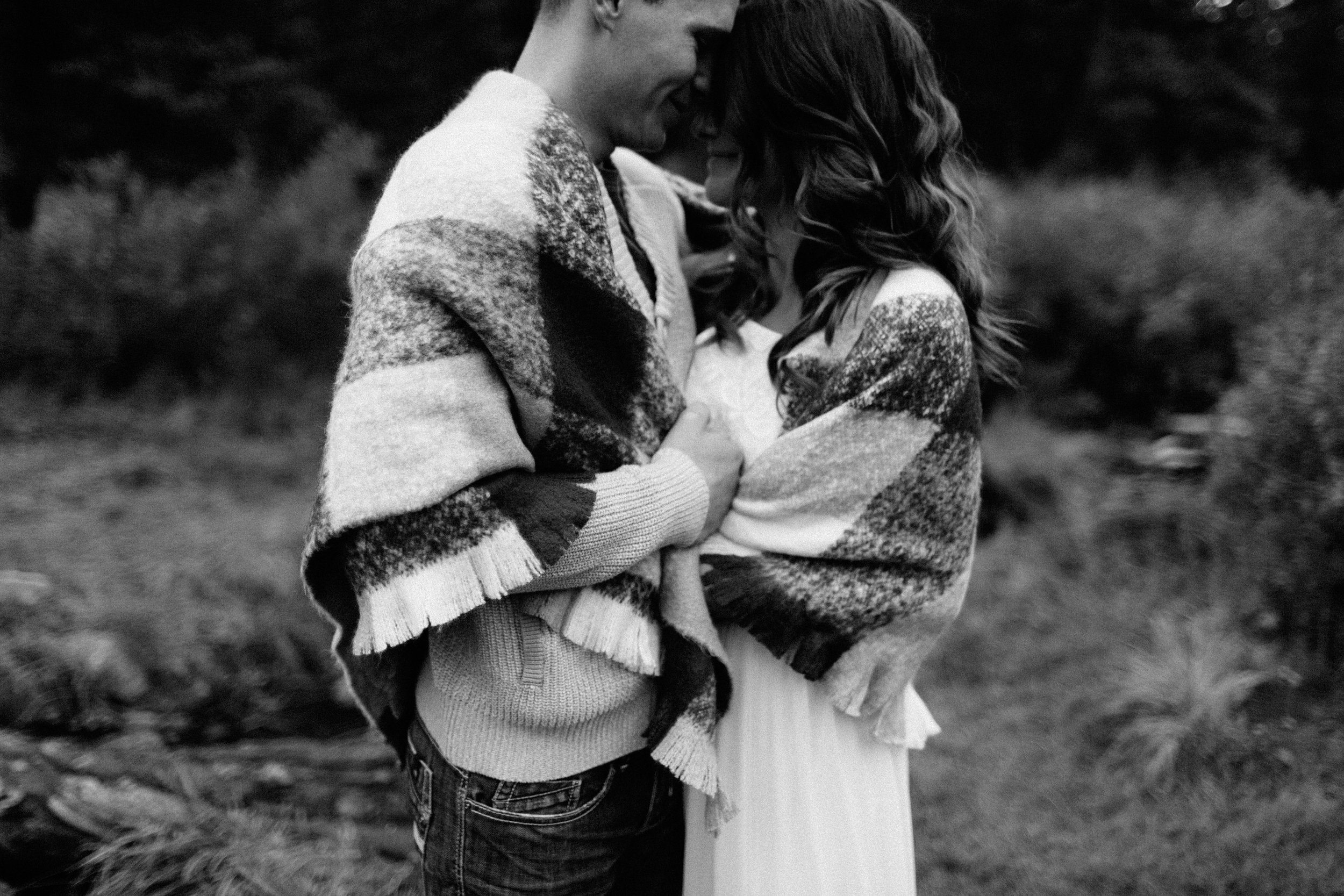 Moody Engagement Photographers in Denver, Colorado