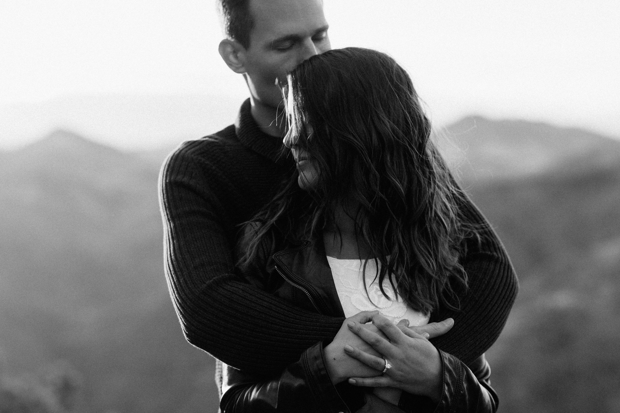 Lookout Mountain Engagement Photographers