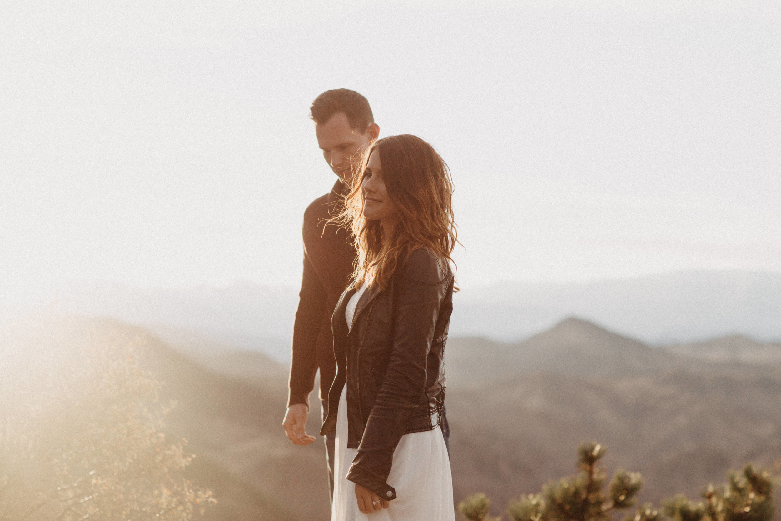 Lookout Mountain Engagement and Destination Wedding Photographers