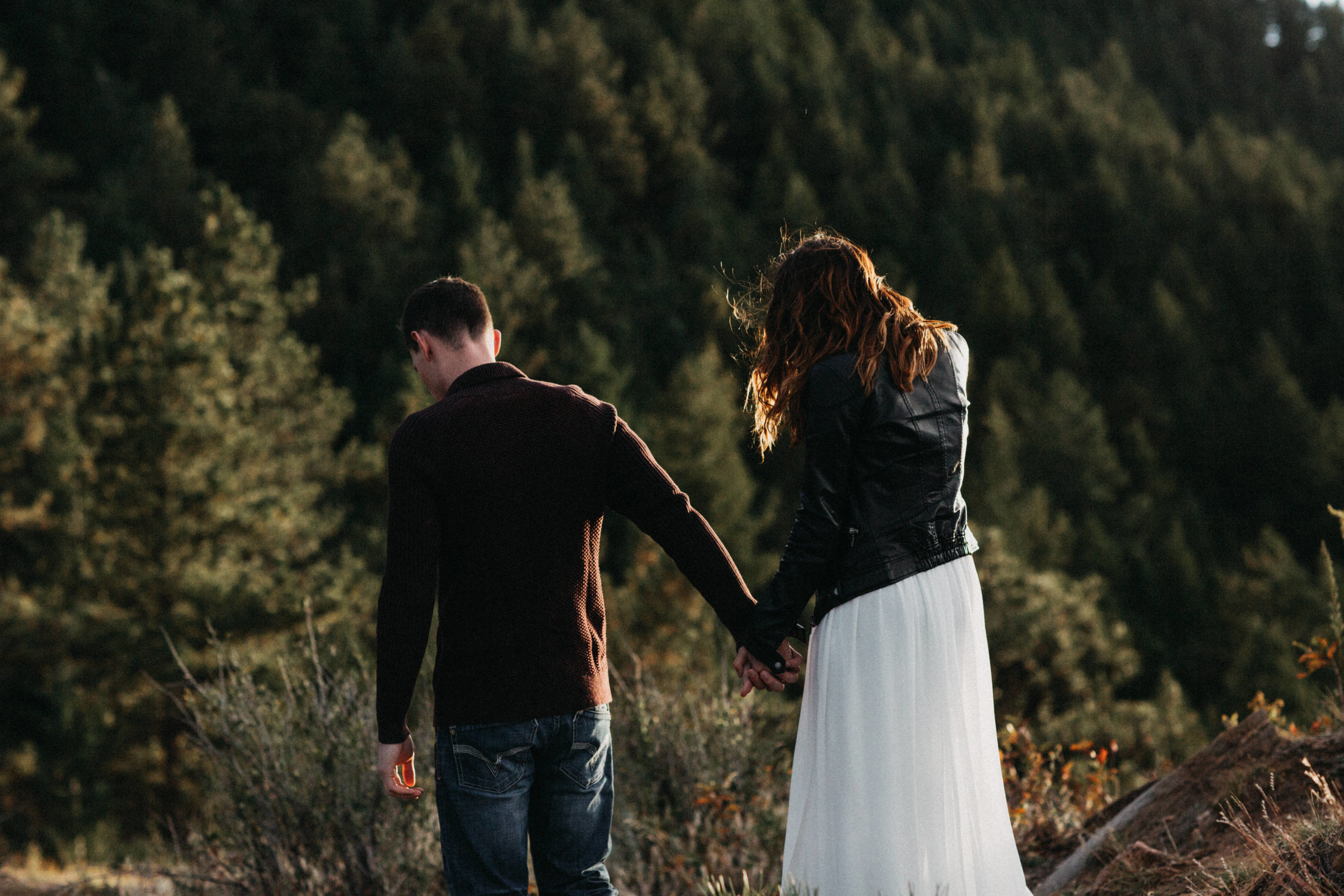 Colorado Elopement Photography at Lookout Mountain
