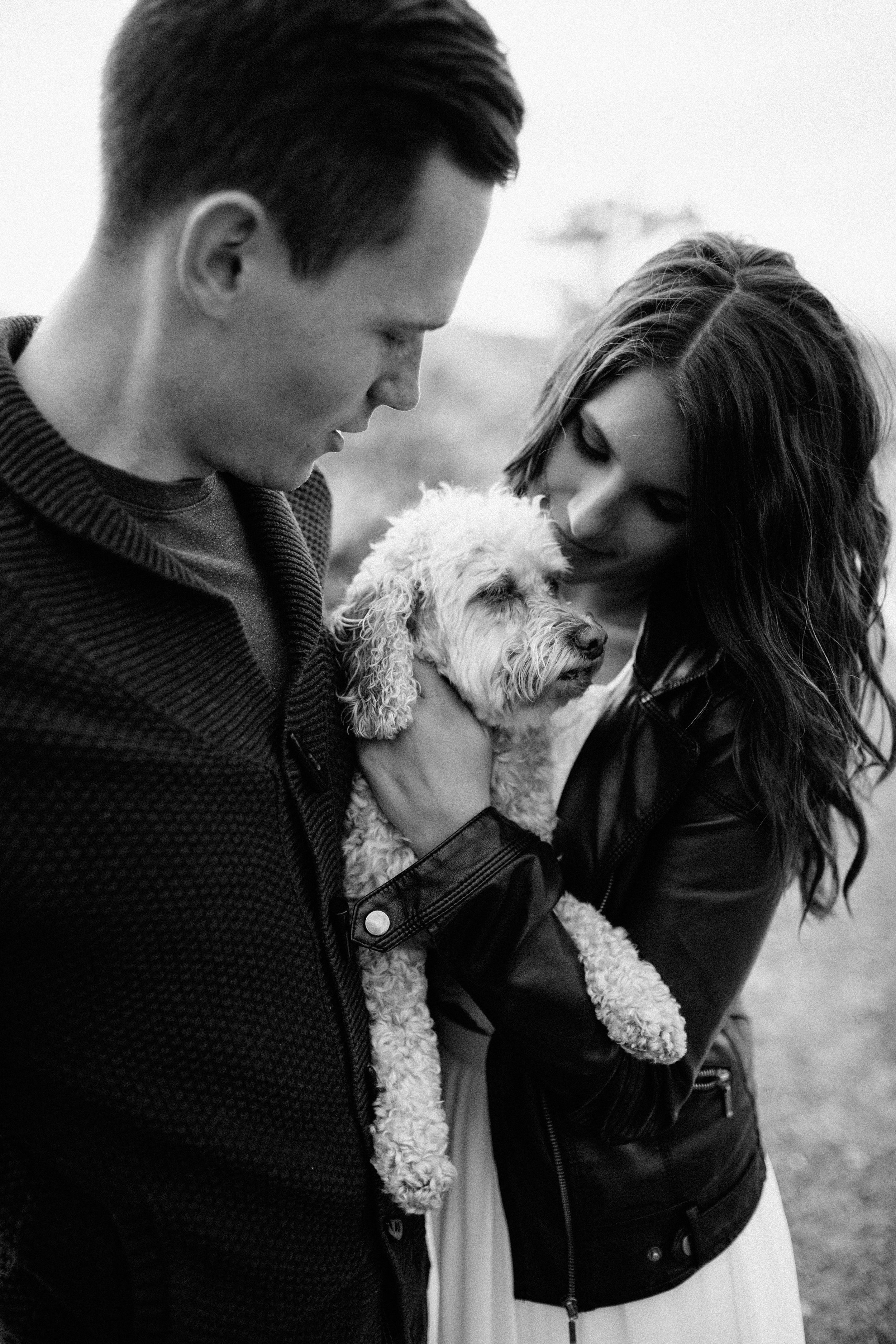 Candid, Authentic Engagement Photography at Lookout Mountain, Colorado