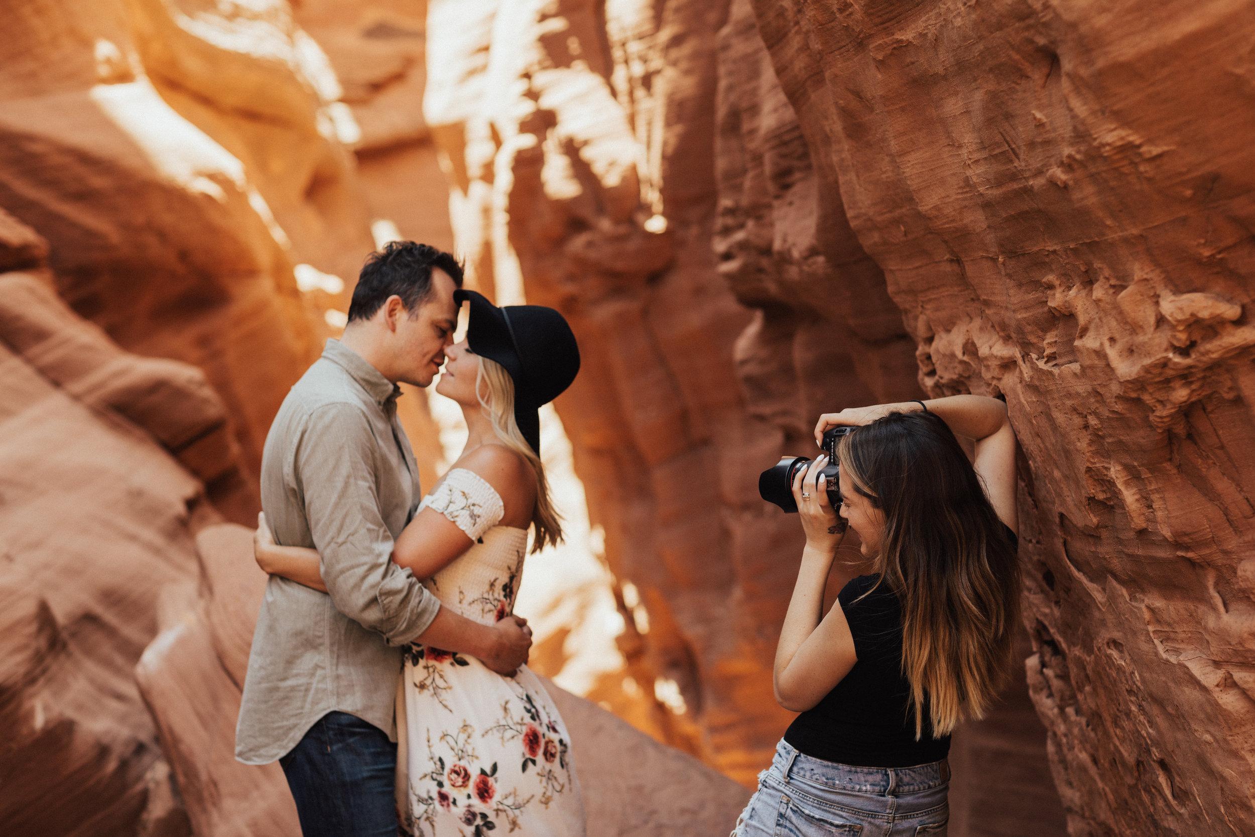 Edgy, Adventure Elopement & Destination Wedding Photography in Colorado, Utah, Joshua Tree, Napa