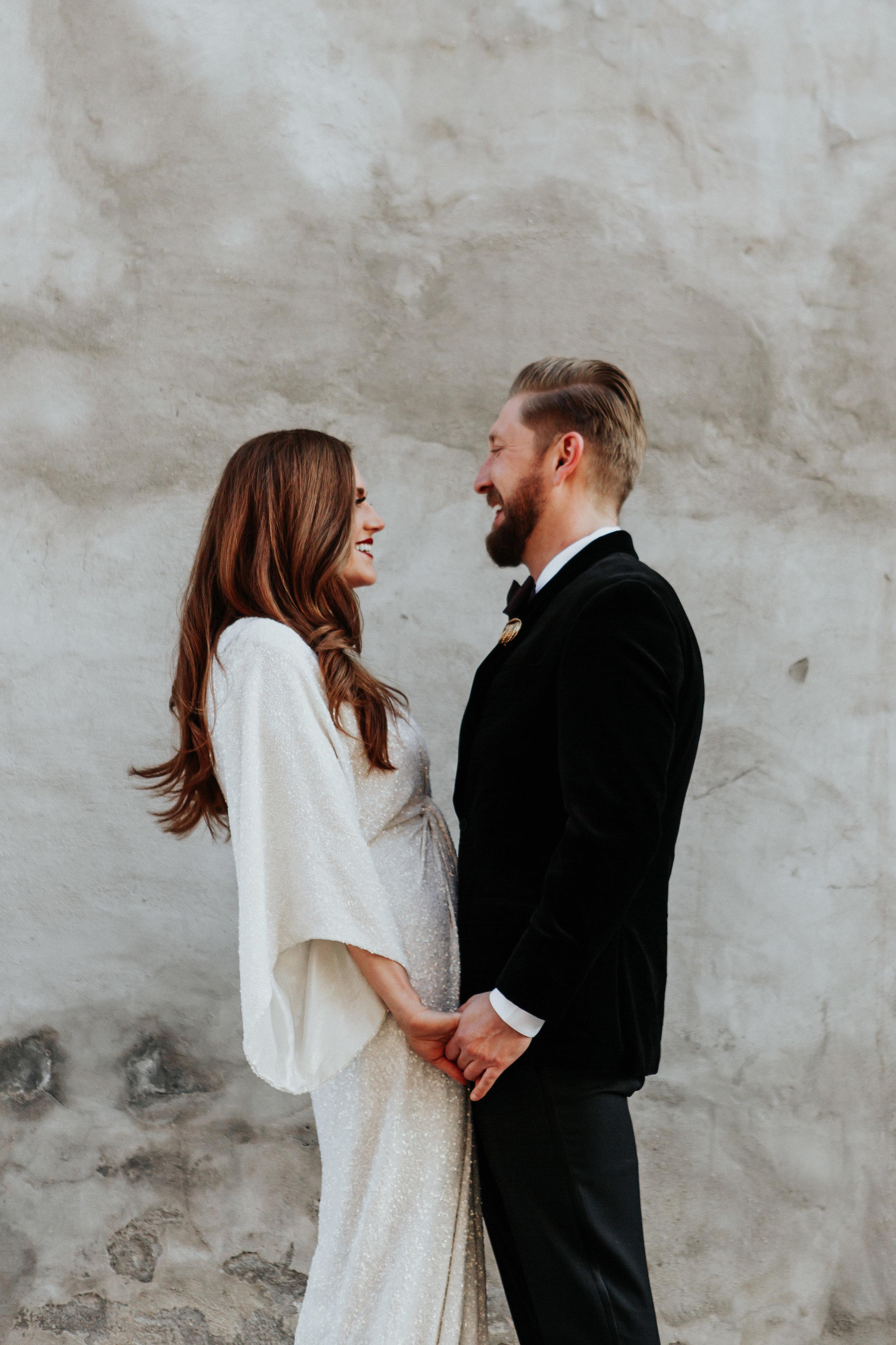 edgy wedding photographers chicago