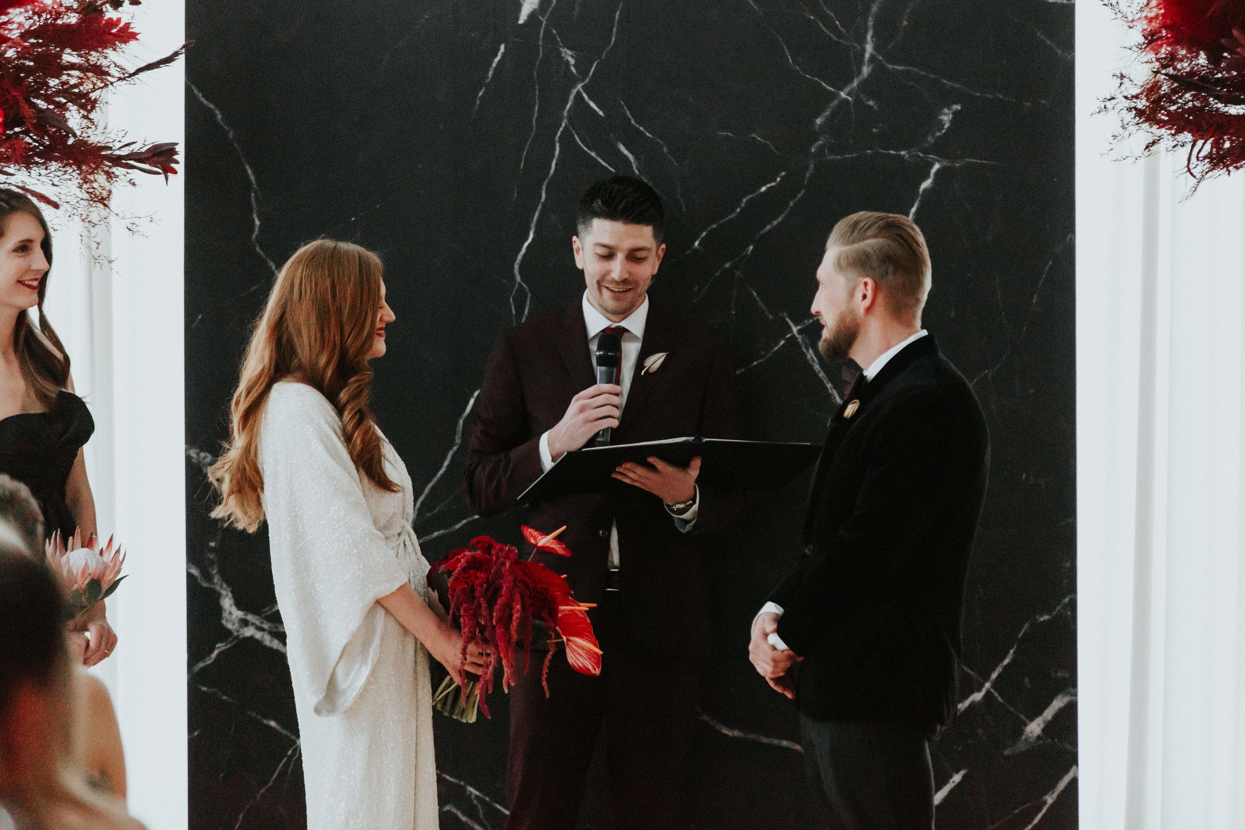 edgy wedding photographer chicago illinois