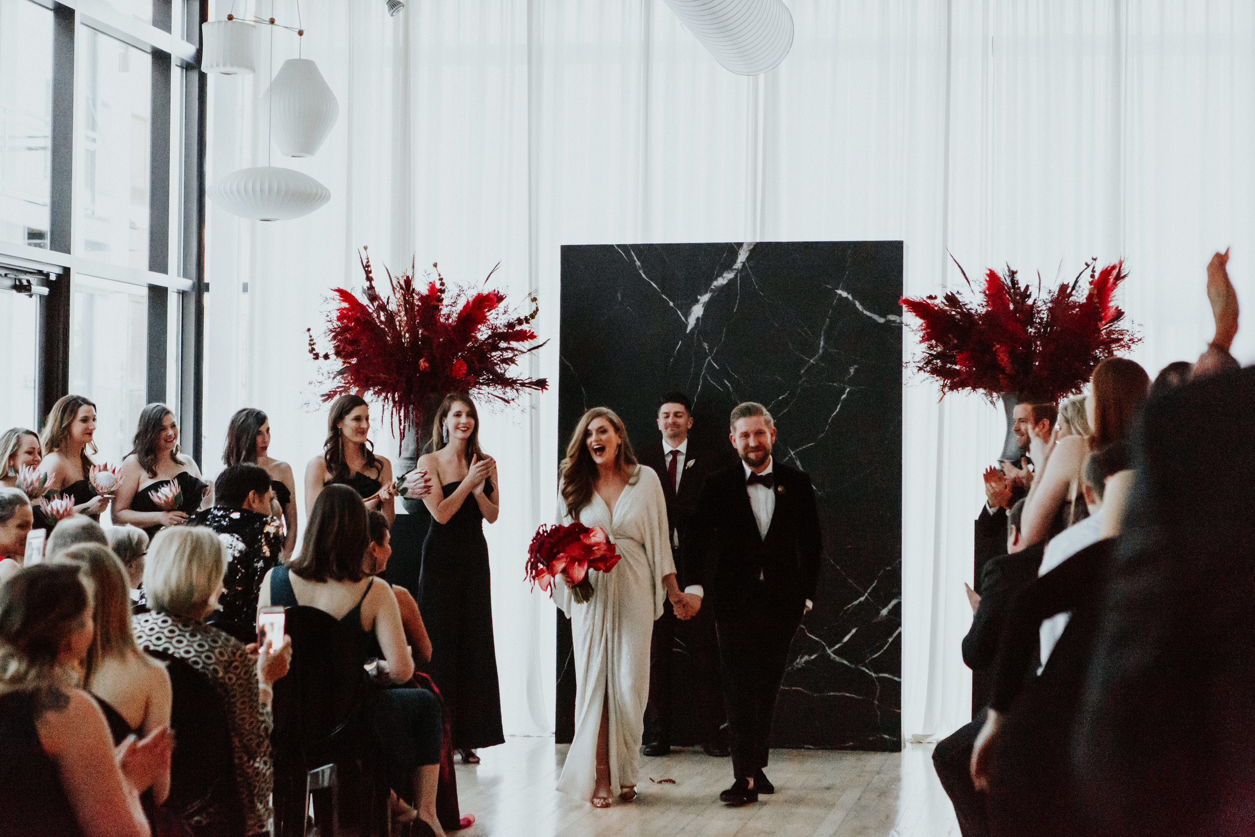 greenhouse loft wedding photographer