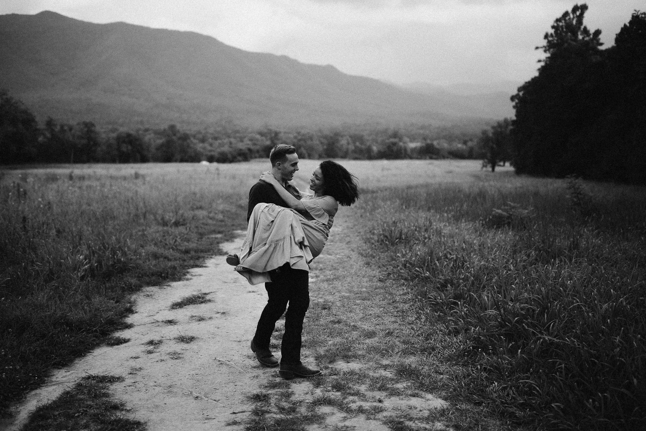ariannamtorres and isaac engagement session at cades cove smoky mountains elopement-21.jpg