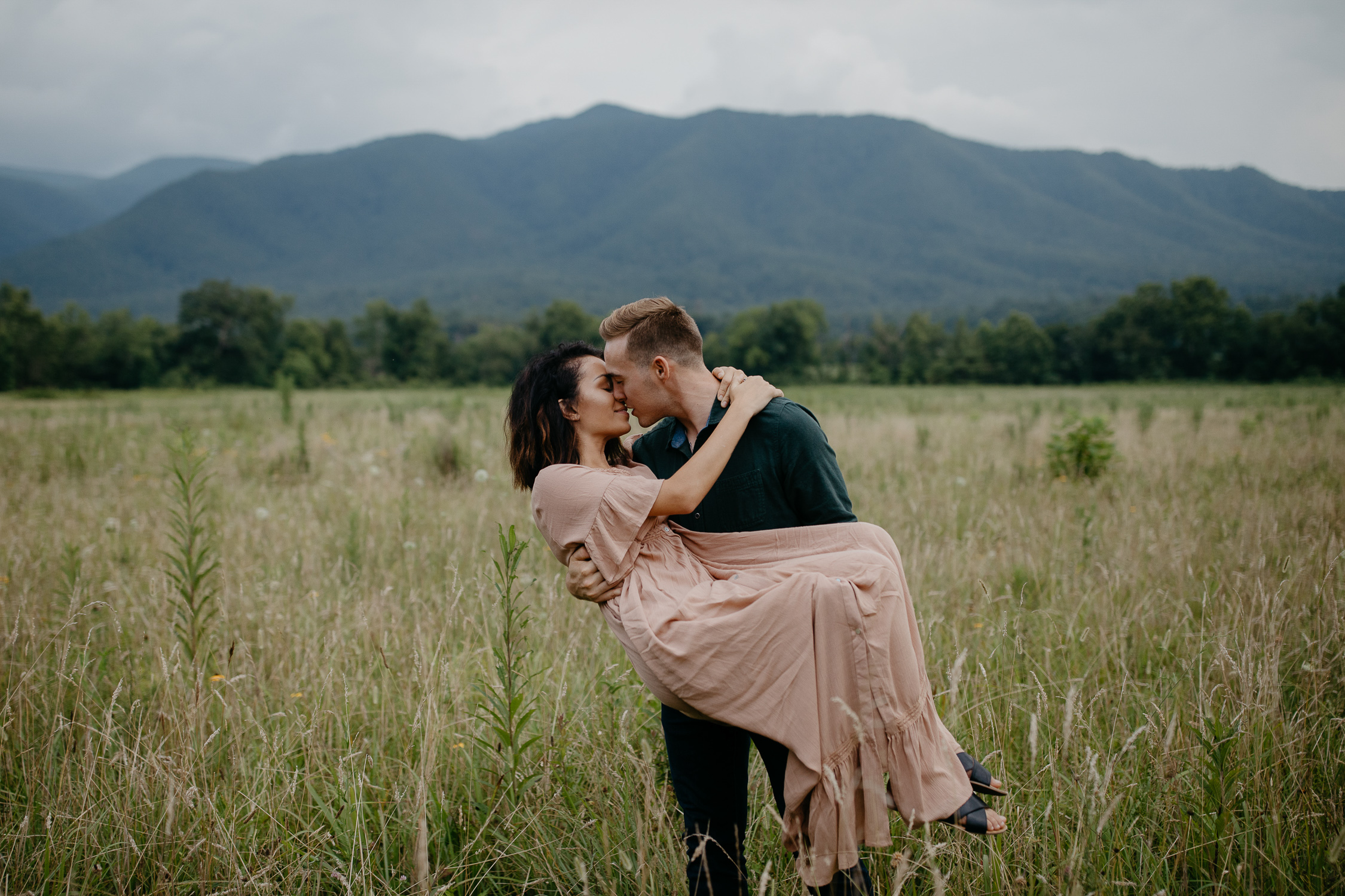 ariannamtorres and isaac engagement session at cades cove smoky mountains elopement-29.jpg