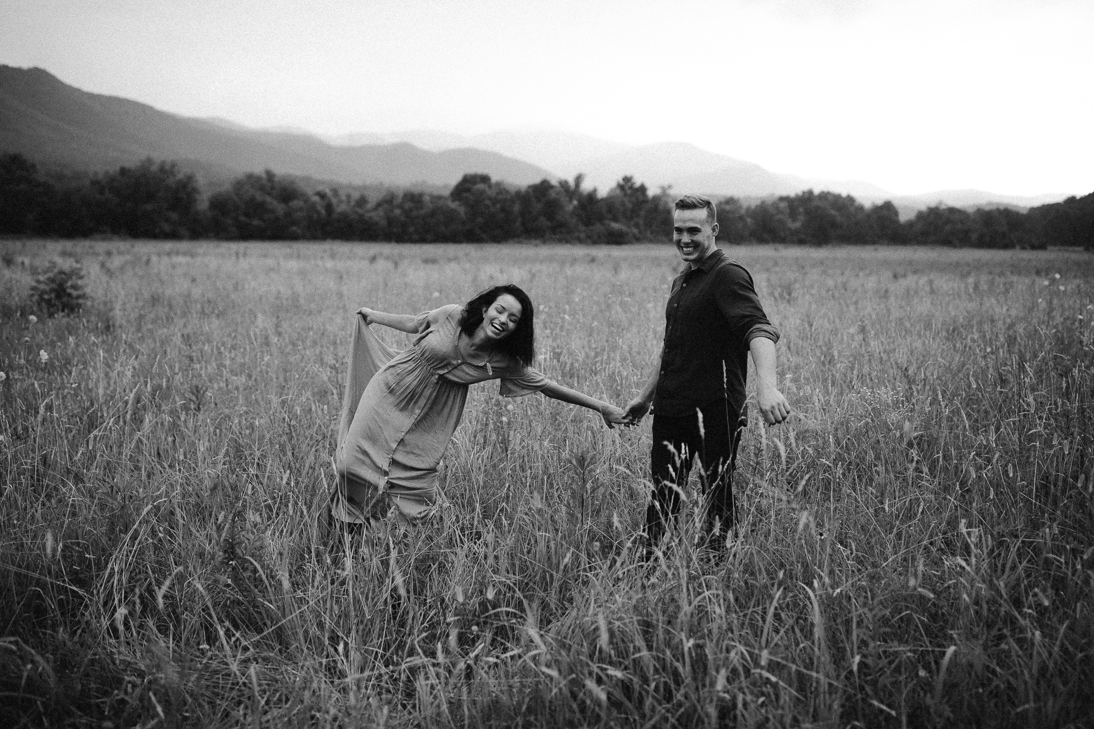 ariannamtorres and isaac engagement session at cades cove smoky mountains elopement-31.jpg