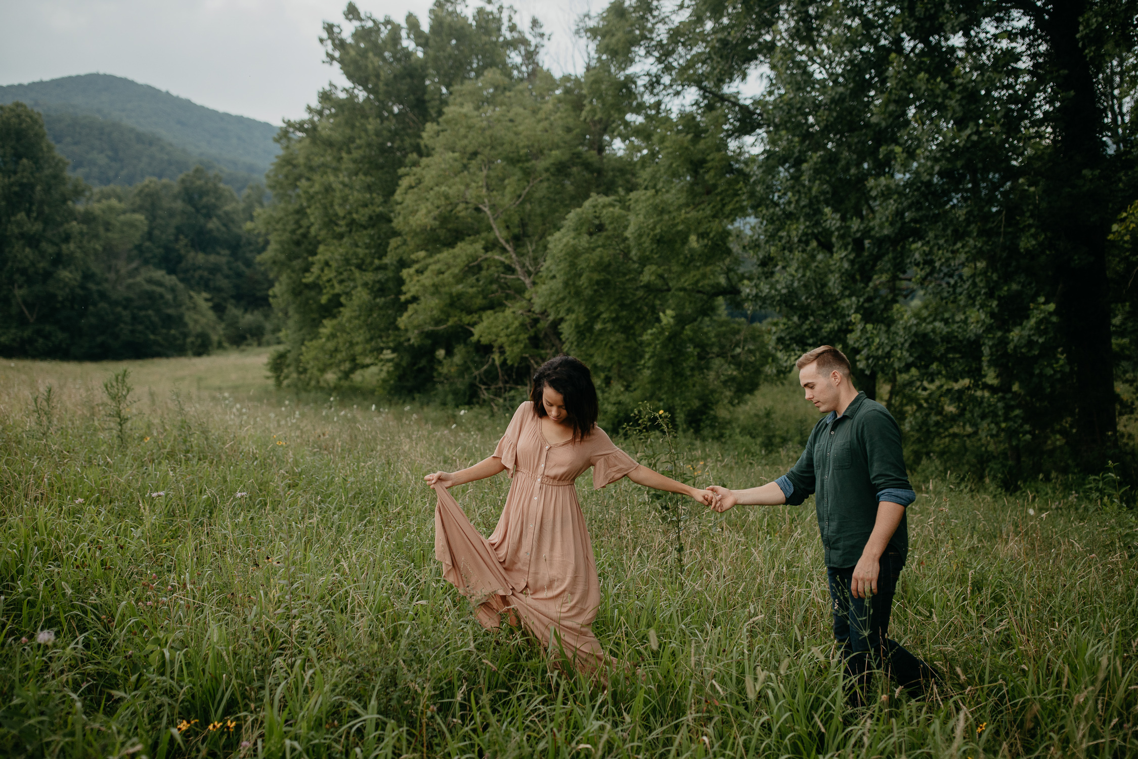 ariannamtorres and isaac engagement session at cades cove smoky mountains elopement-64.jpg